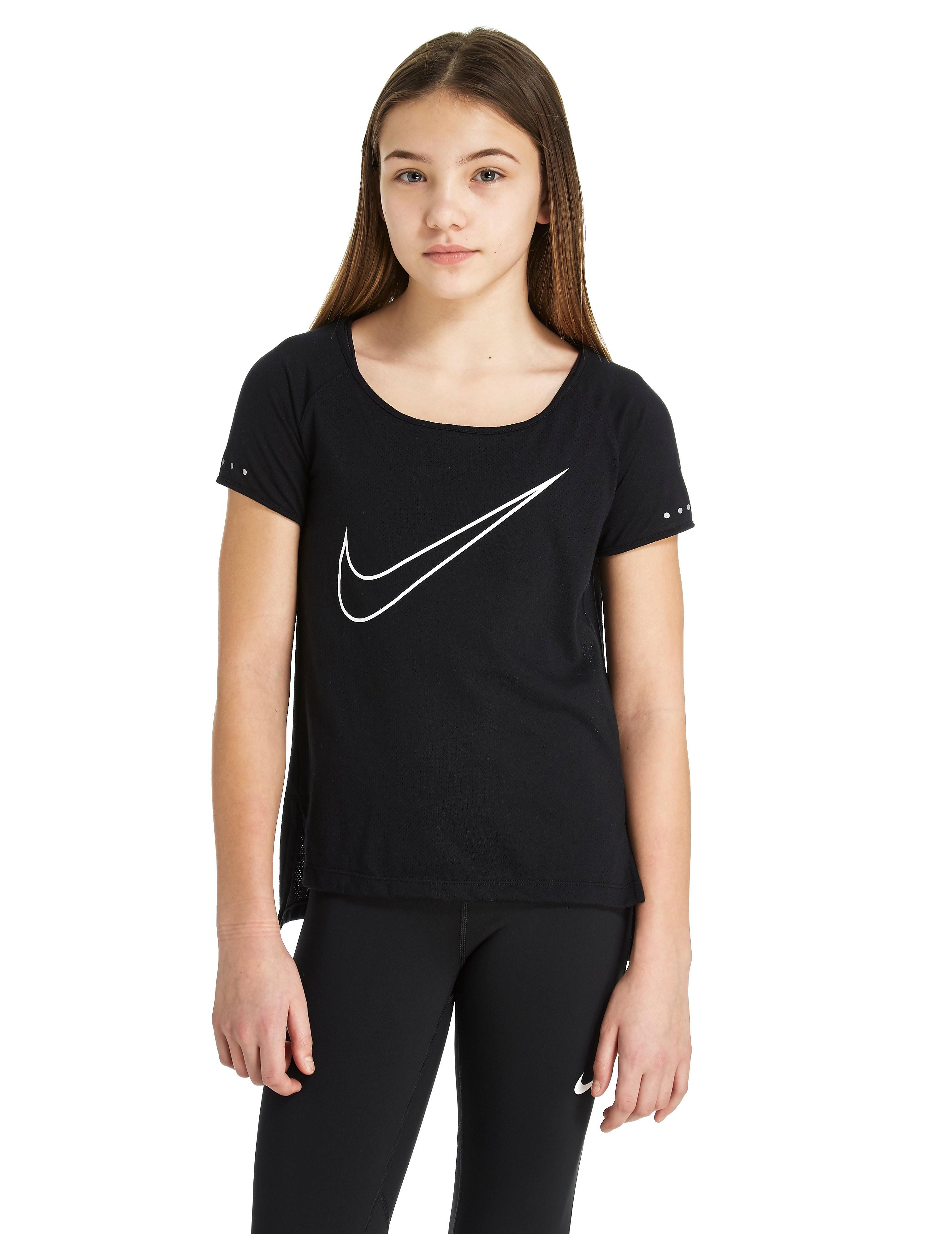 Nike Girls' Dry Running Top Junior