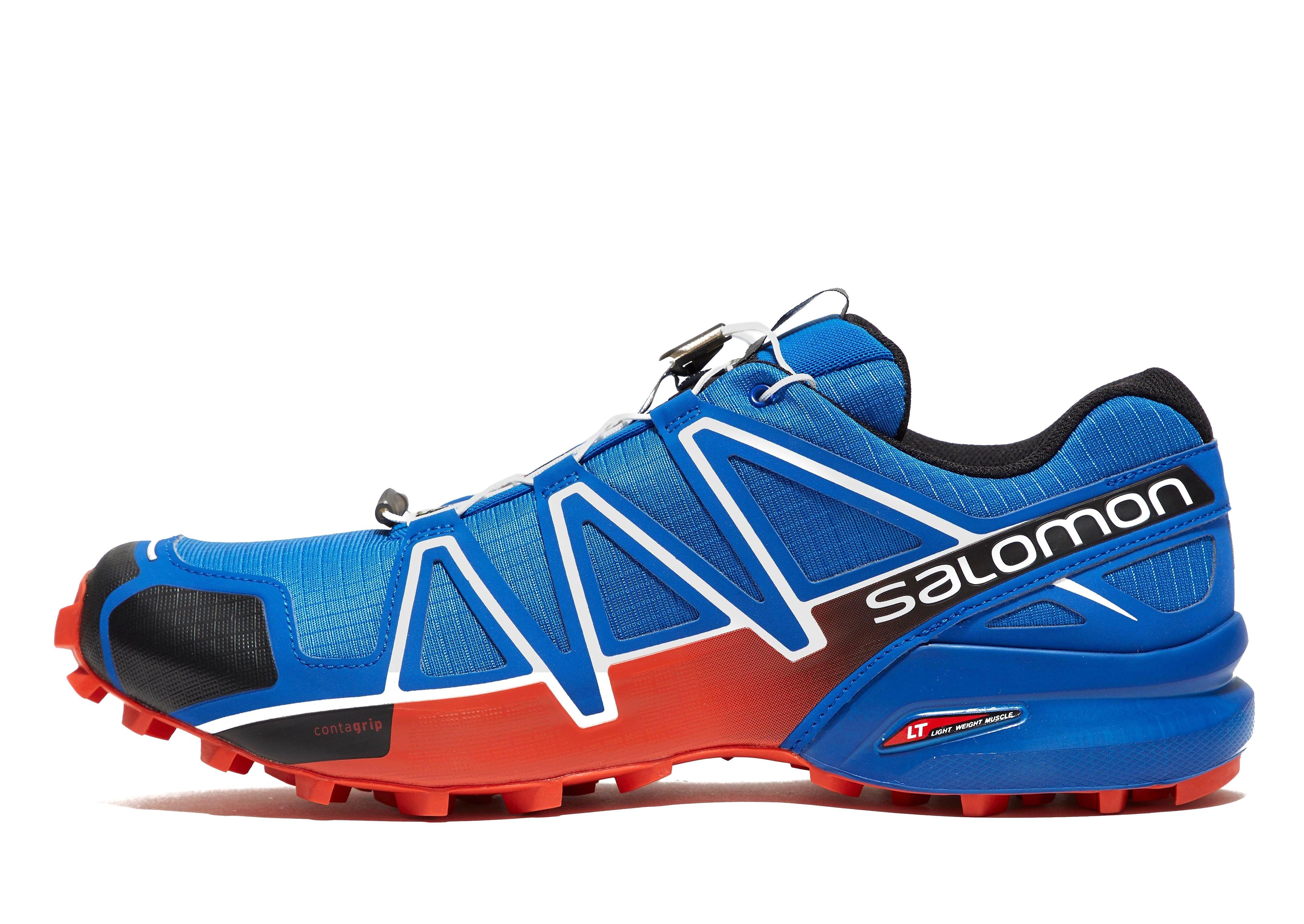 Salomon Speedcross 4 Trail Running Shoes