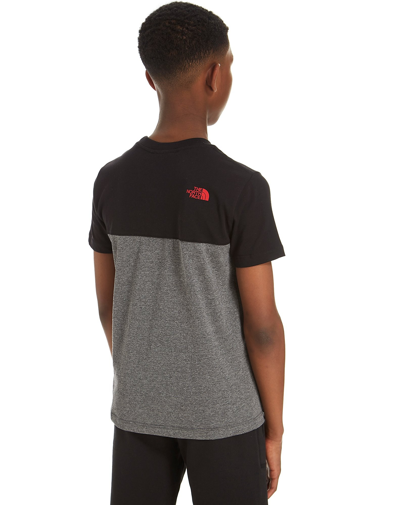 The North Face T-shirt da ragazzo Colour Block