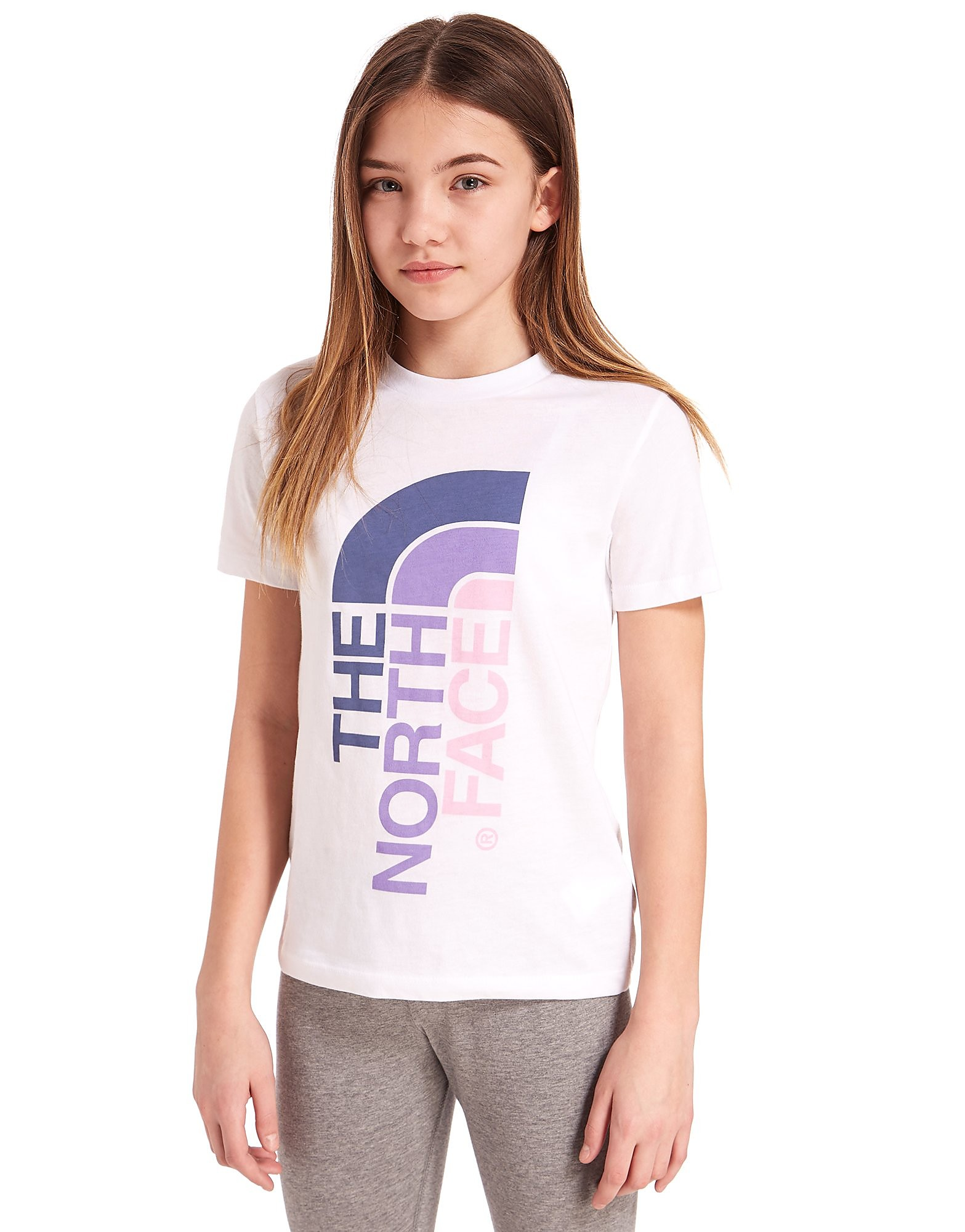 The North Face Girls' Ascent T-Shirt Junior