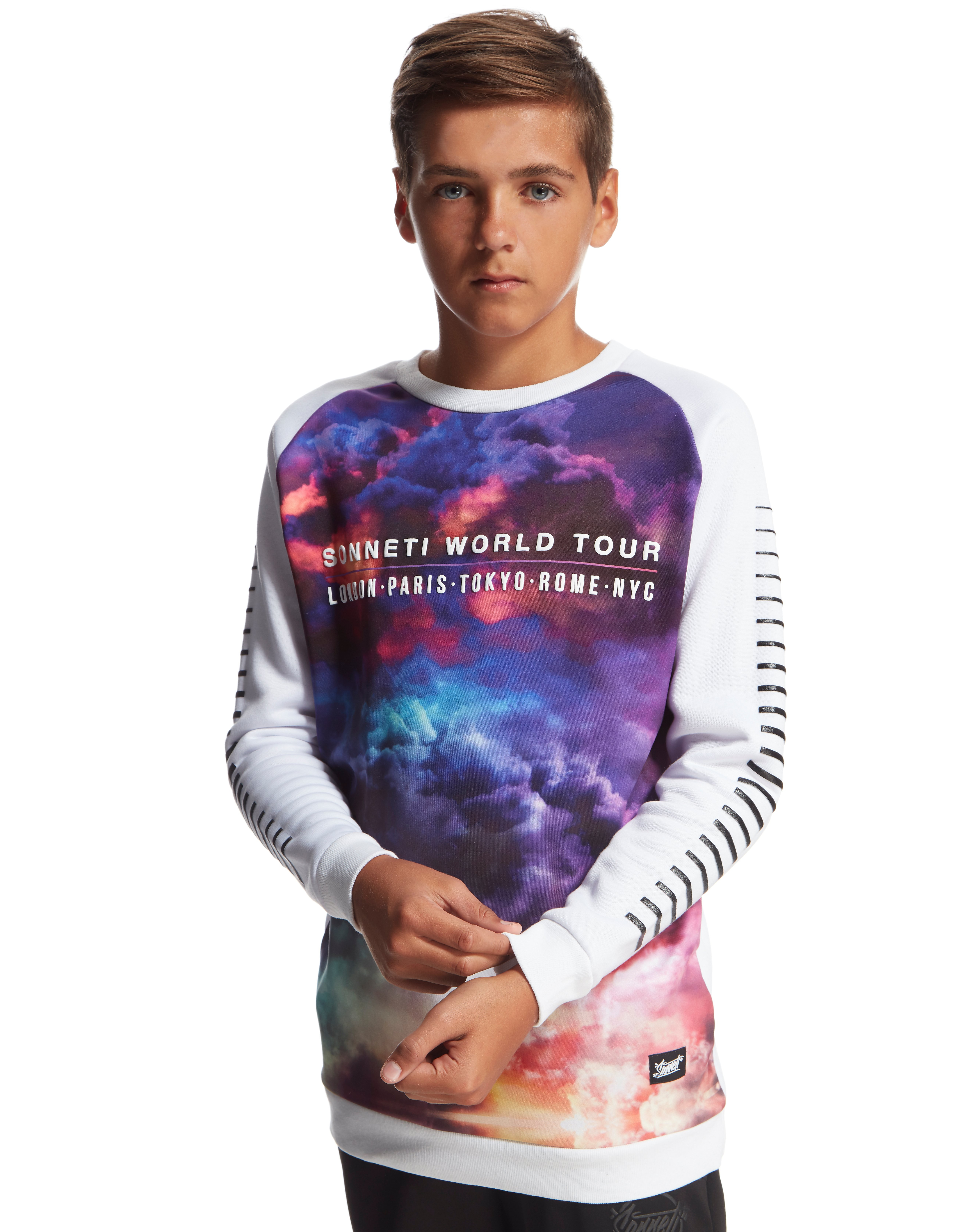 Sonneti Trooper Crew Sweatshirt Junior