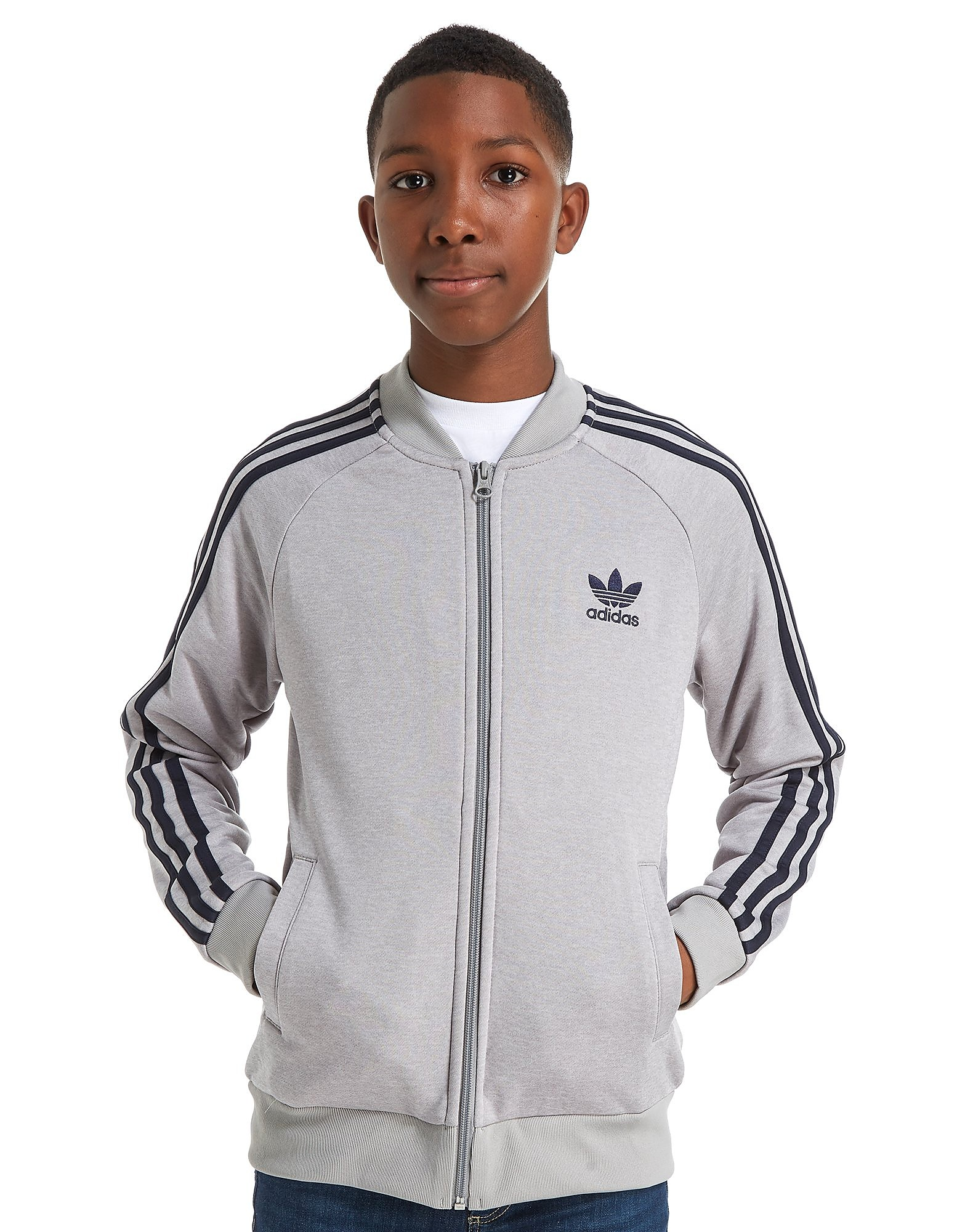 adidas Originals Haut de survêtement Superstar Junior