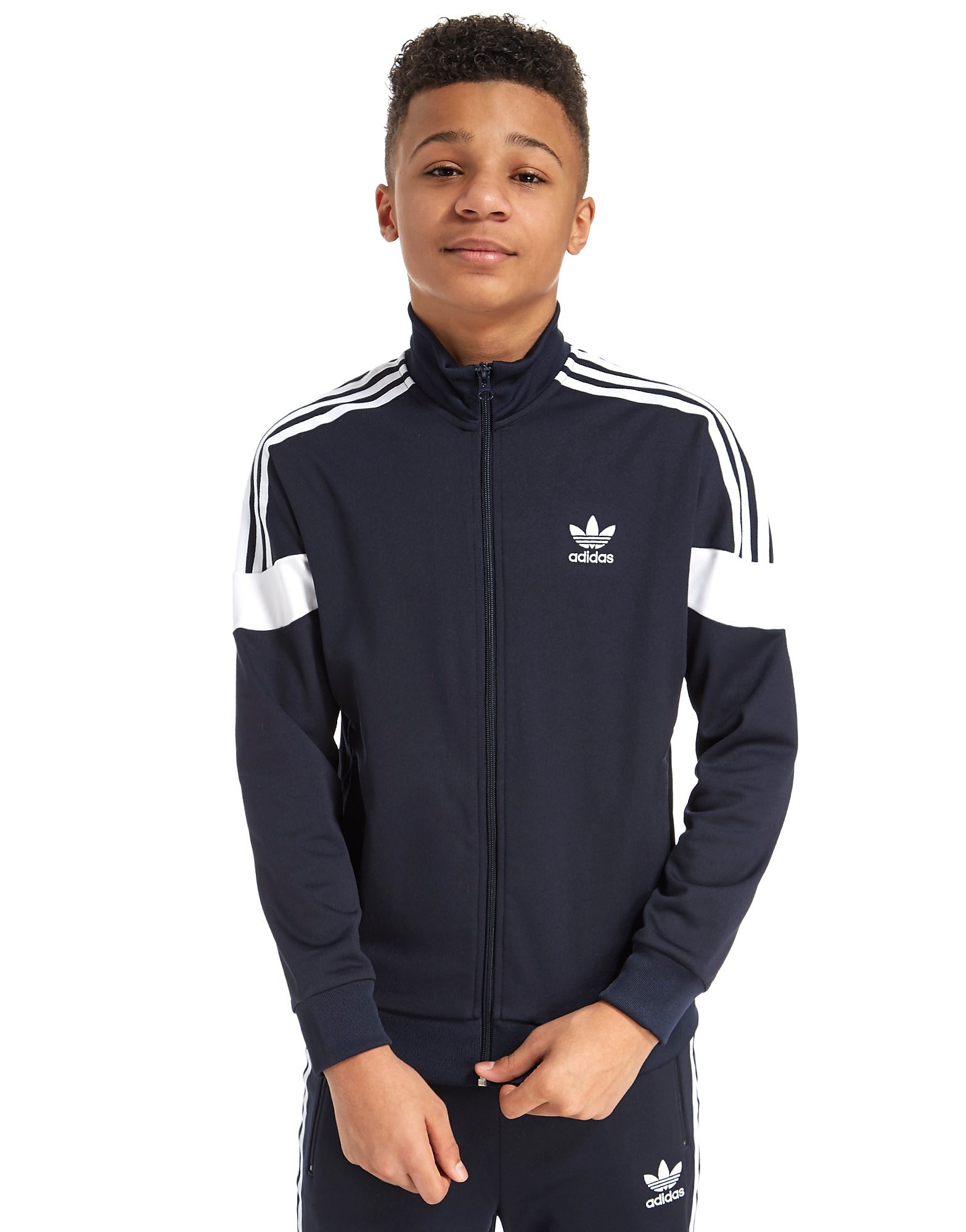 adidas Originals Haut de survêtement Challenger Junior