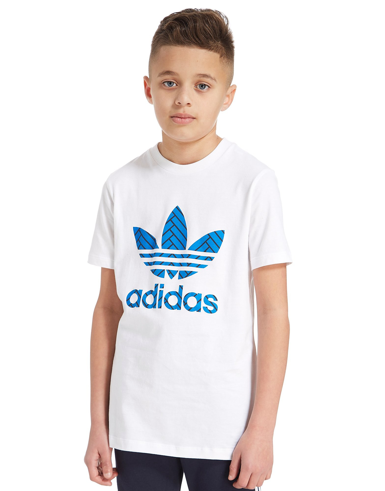 adidas Originals Originals Infill Trefoil T-Shirt Junior