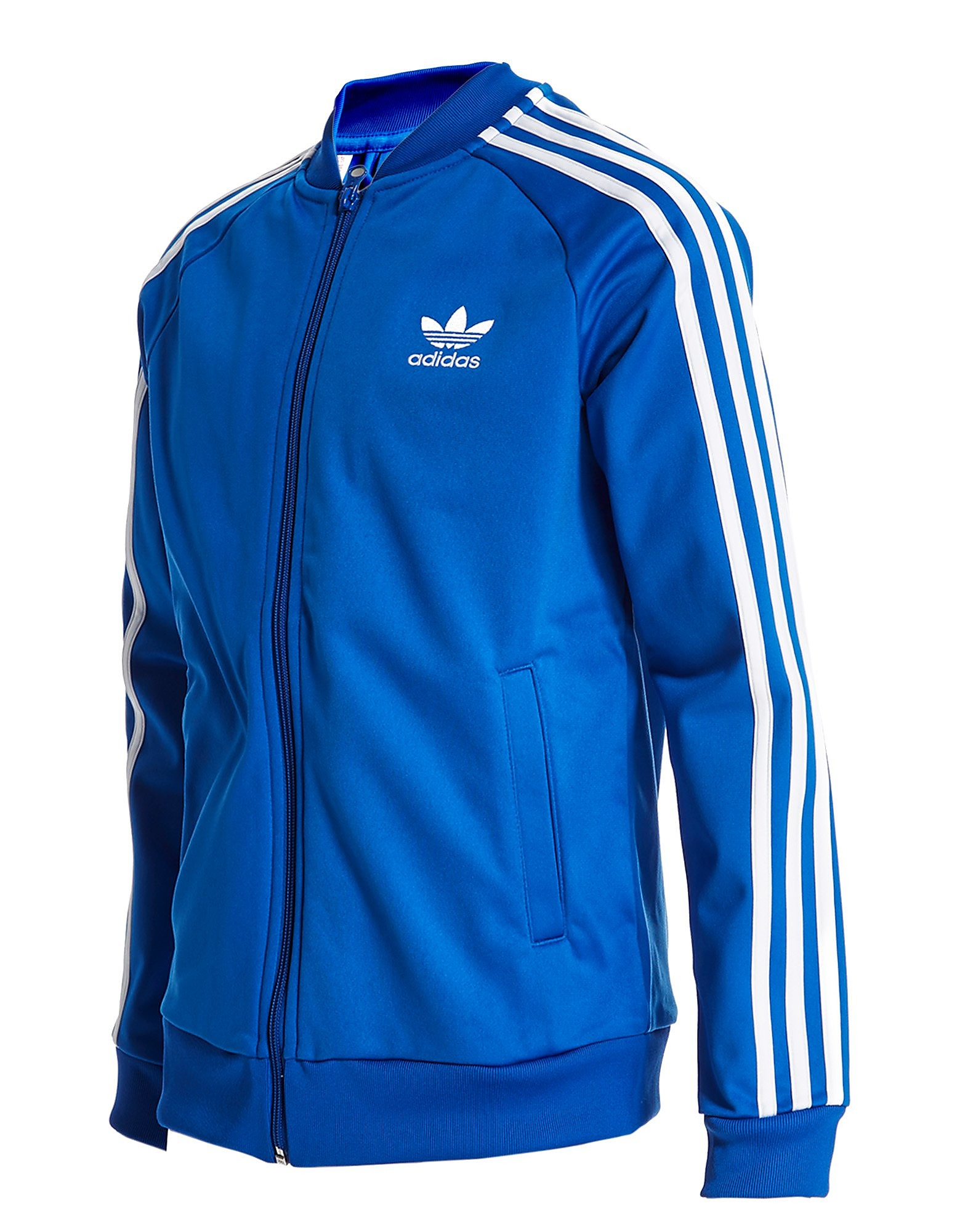 adidas Originals Superstar Track Top Kinder