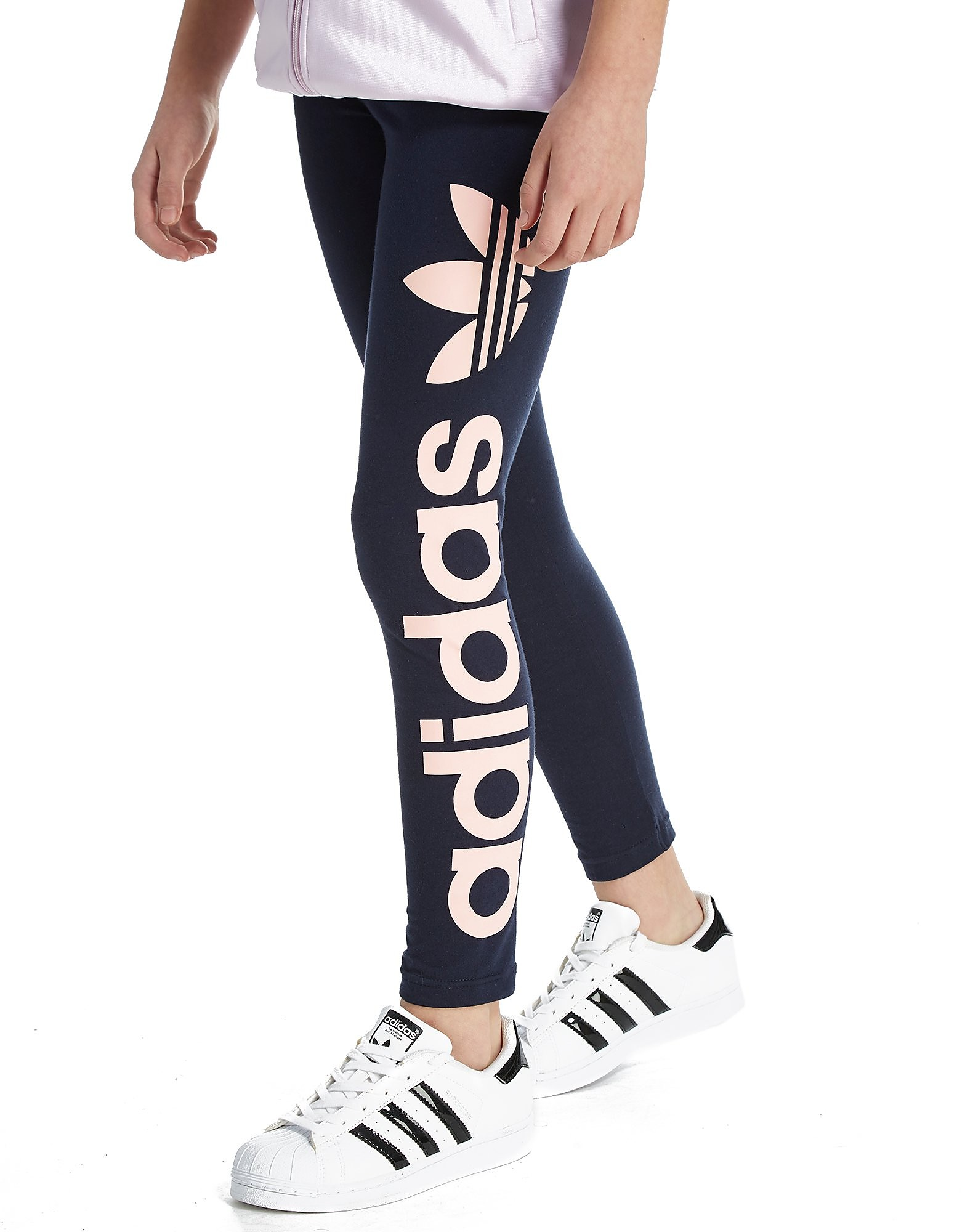 adidas Originals Girls' Logo Tights Junior