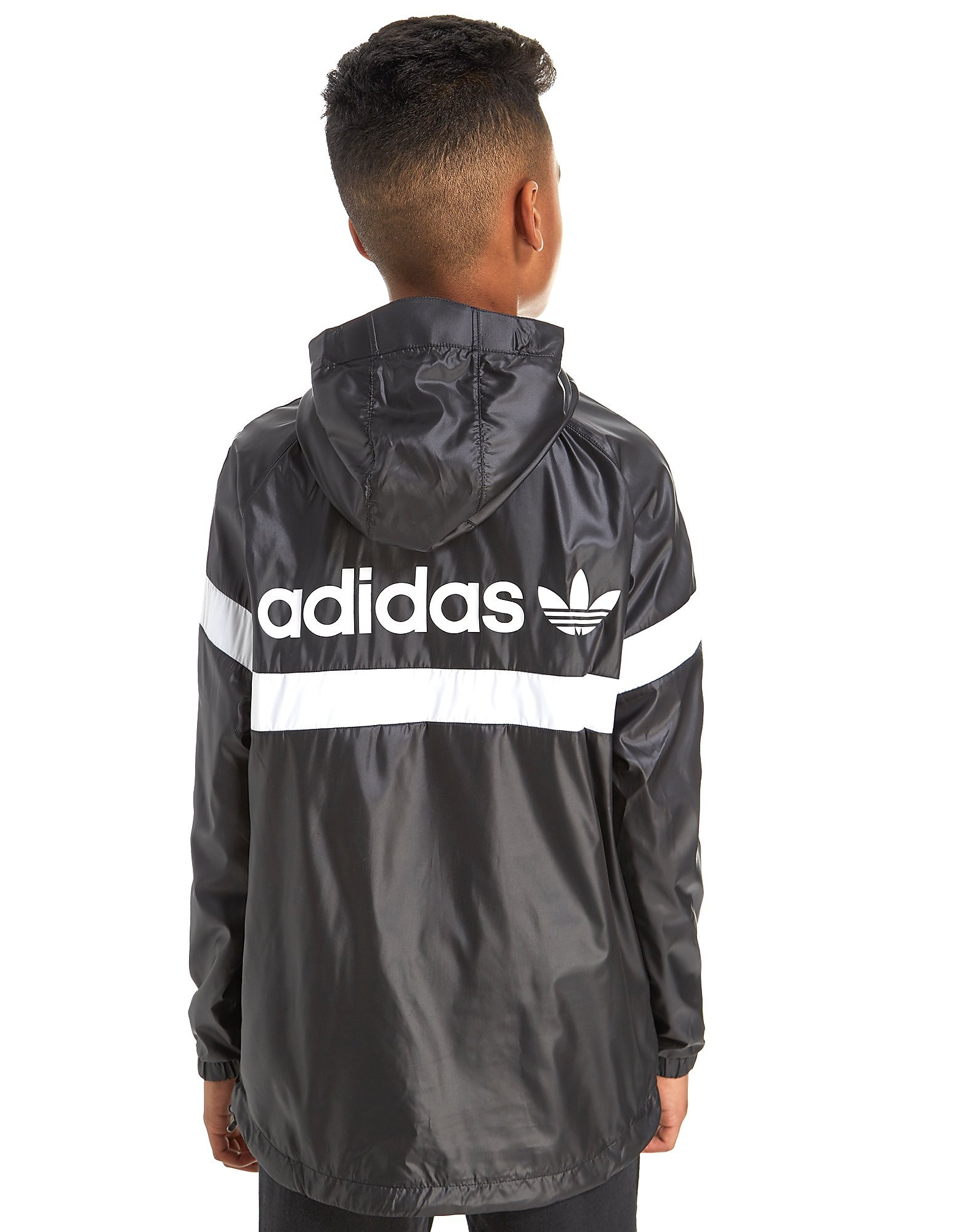 adidas Originals Urban Quarter Zip Jacket Junior