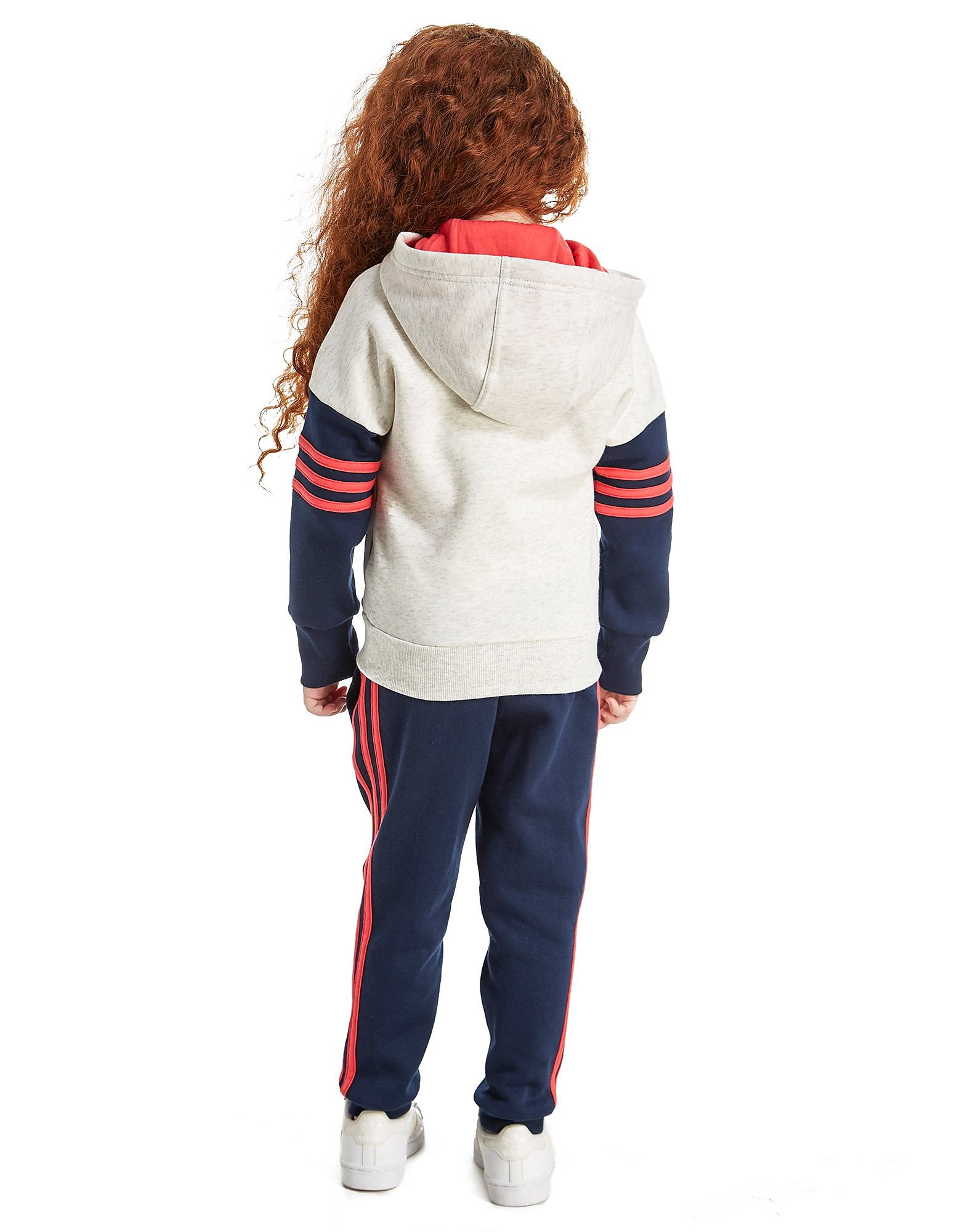 adidas Girls' Colour Block Suit Children