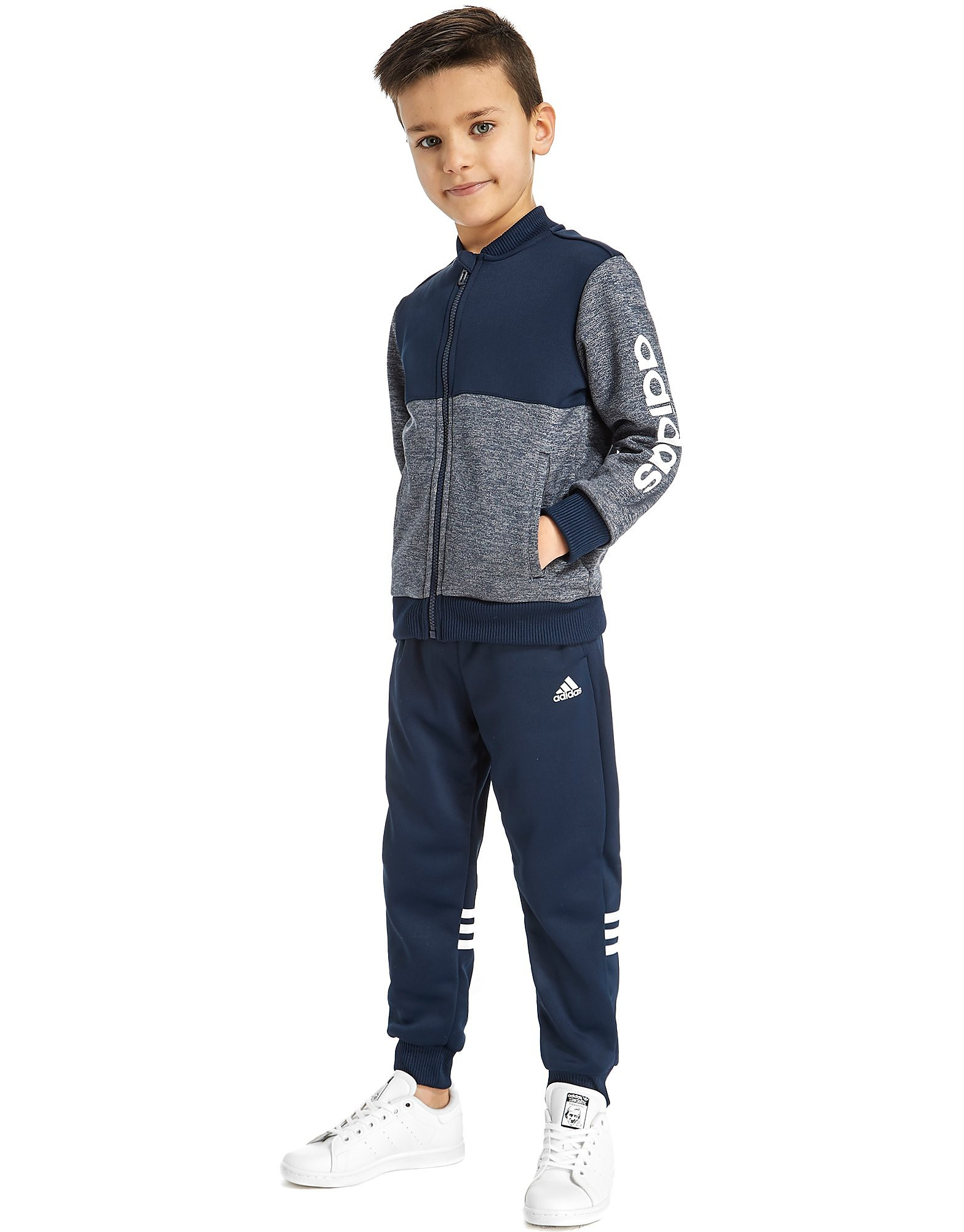 adidas Bomber Suit Children