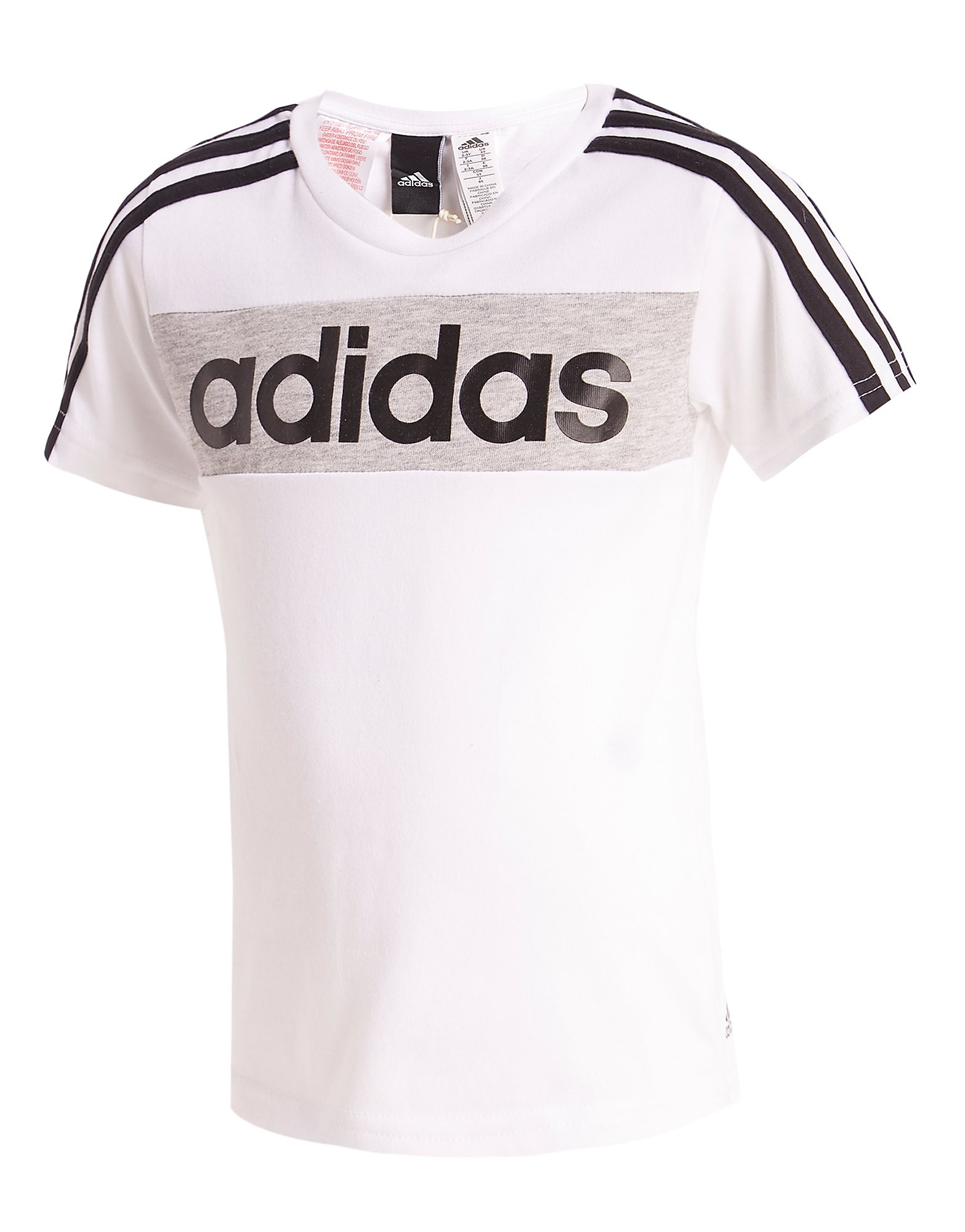 adidas Linear T-Shirt Children's