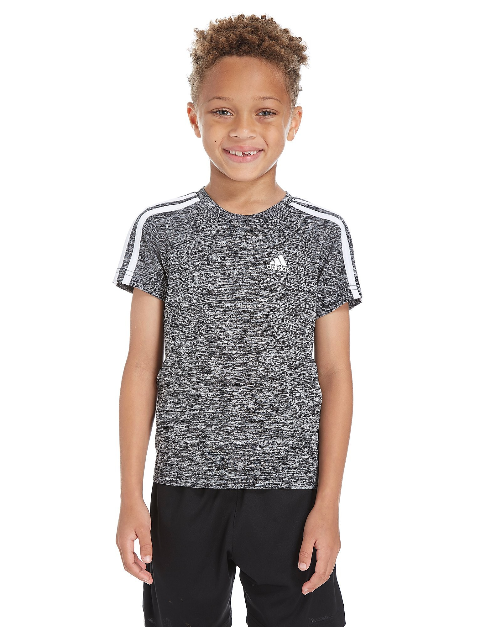 adidas Poly Reflective T-Shirt Children