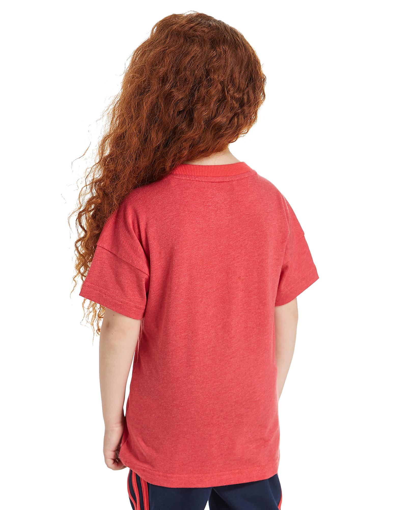 adidas T-shirt Logo per bambina