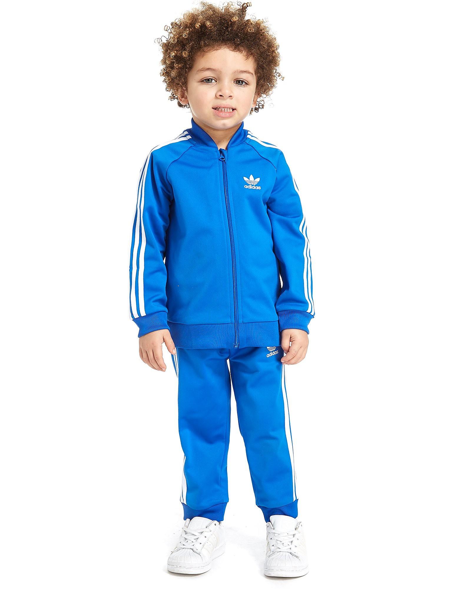 adidas Originals Superstar Trainingsanzug Kleinkind