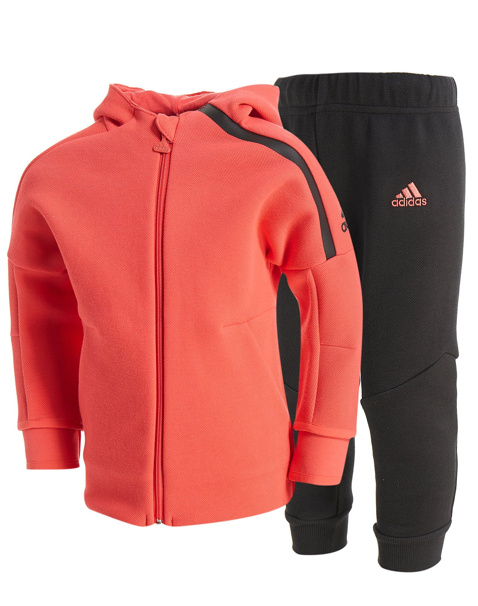 adidas Girls' Z.N.E Jogger Suit Infant