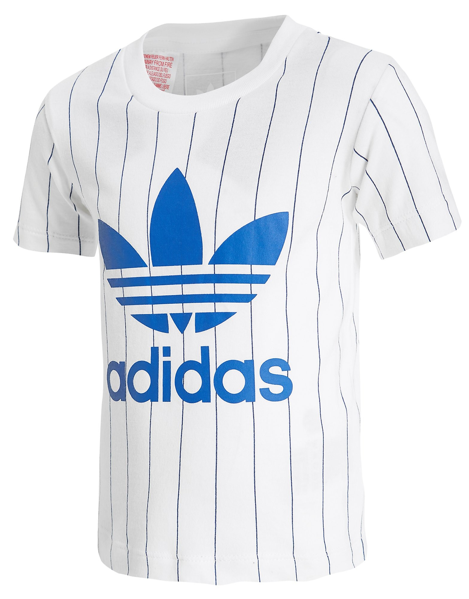 adidas Originals Stripe T-Shirt Kinderen