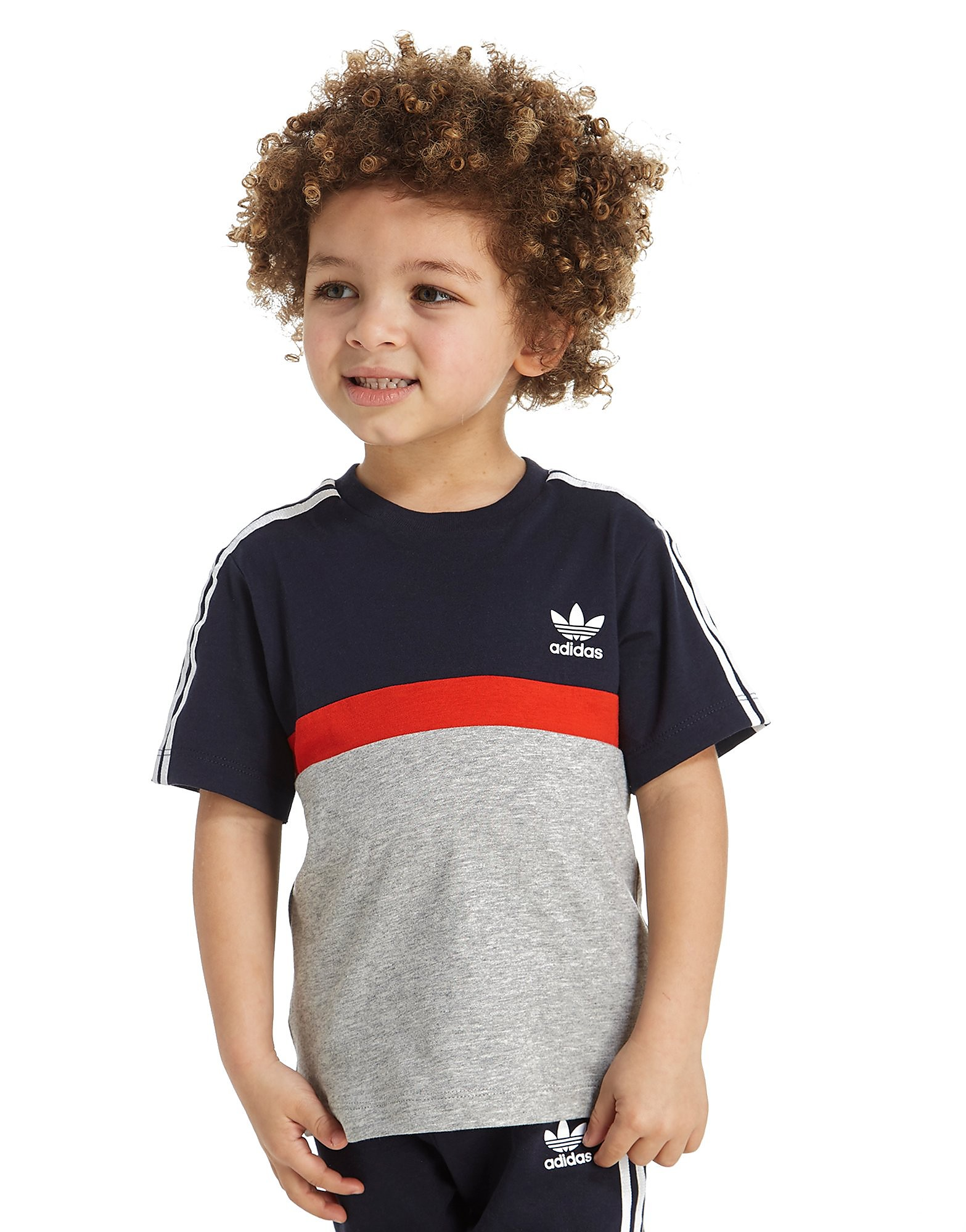 adidas Originals Itasca Colour Block T-Shirt Infant