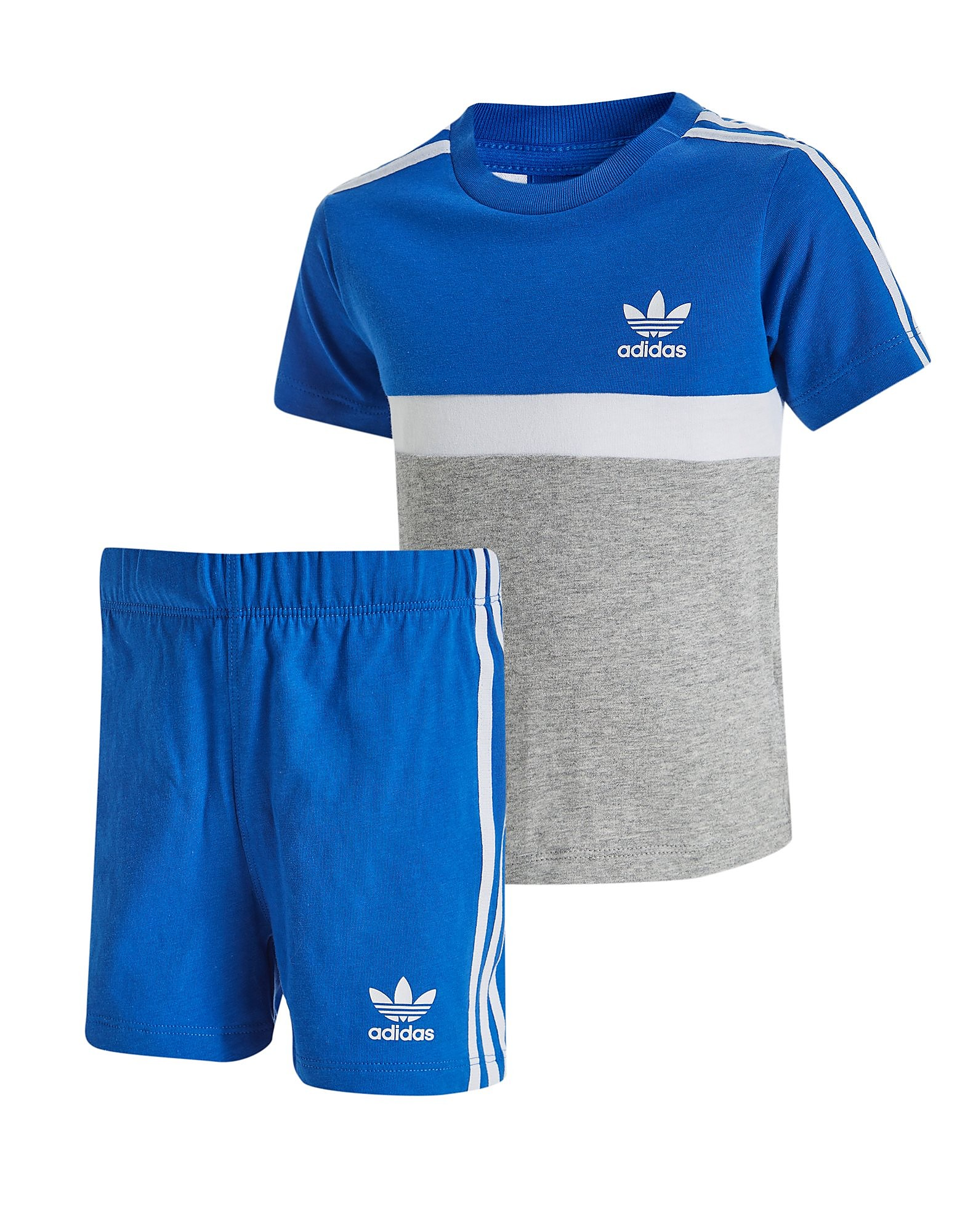 adidas Originals Itasca T-Shirt/Short Set