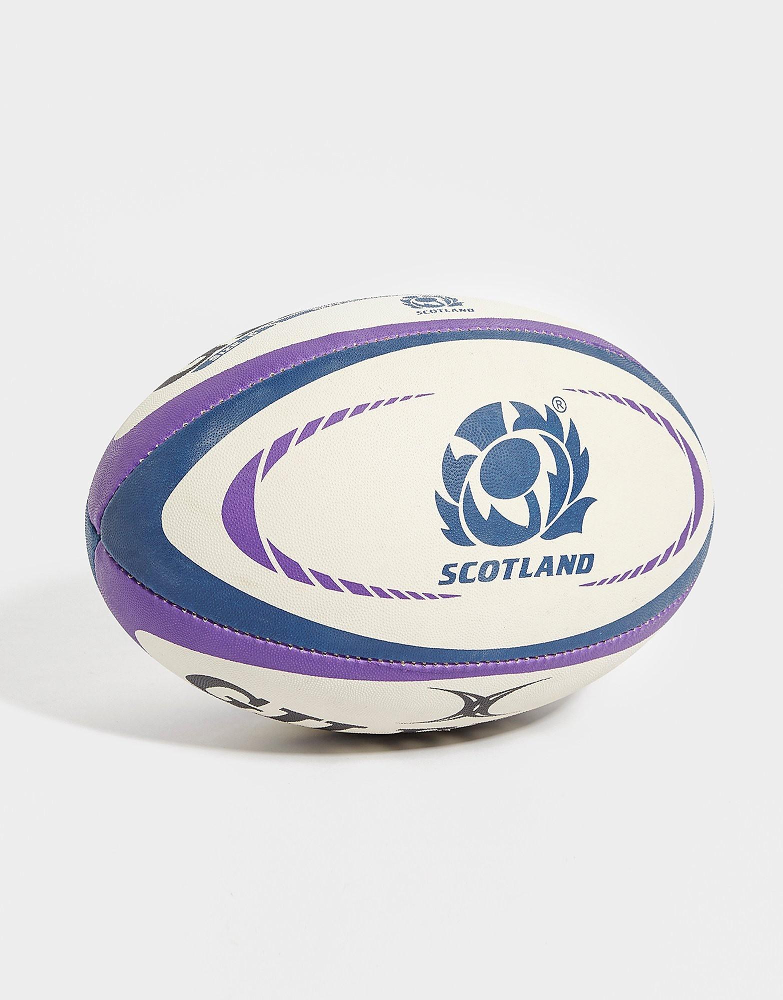 Gilbert Scotland Replica Rugby Balls
