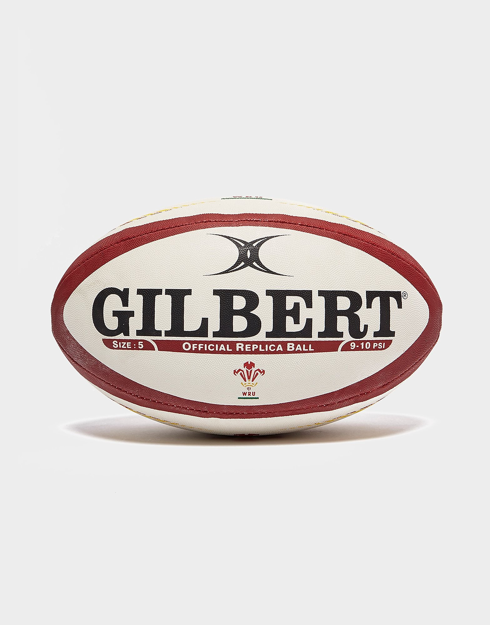 Gilbert Wales Replica Rugby Ball
