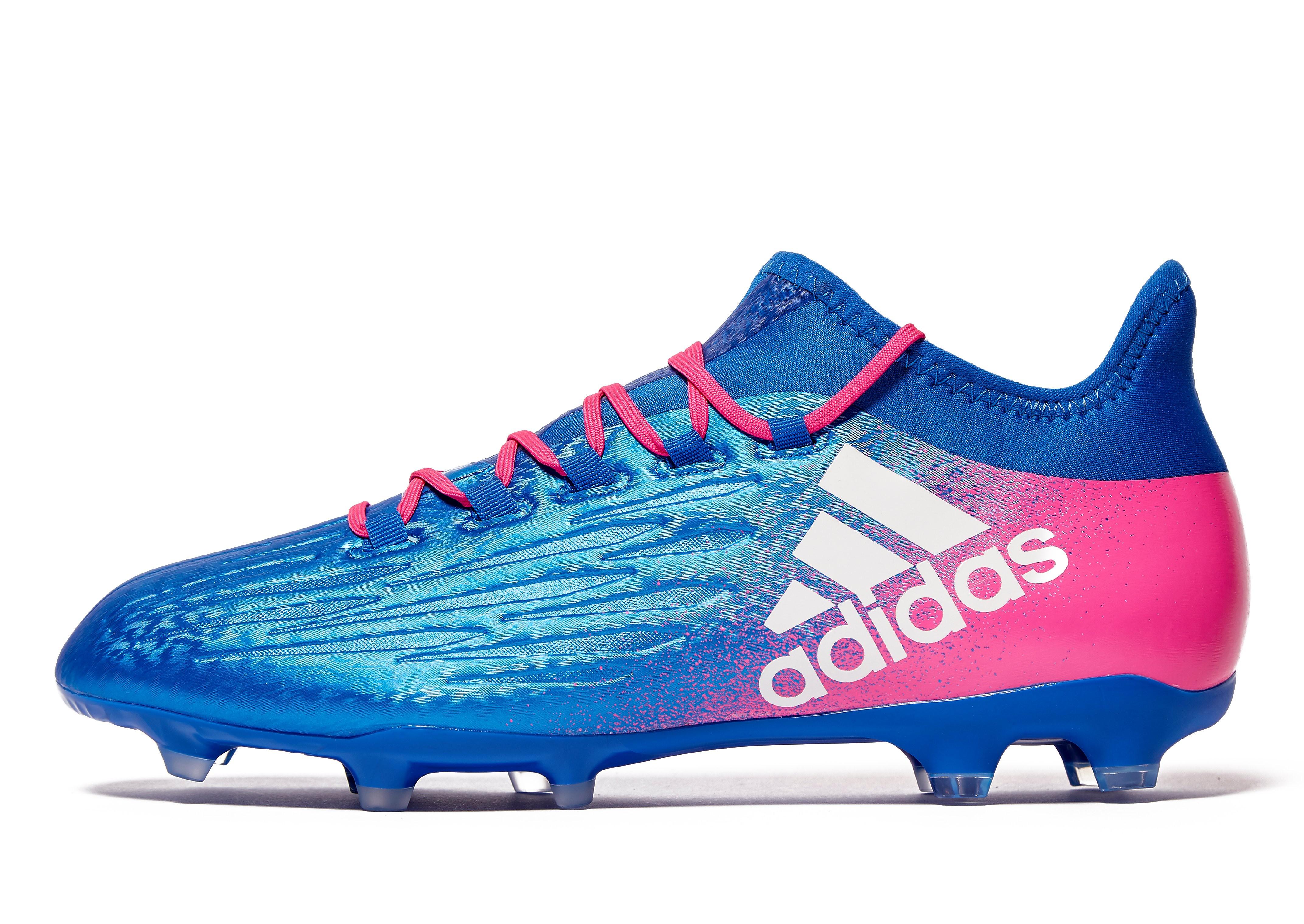 adidas Blue Blast X 16.2 FG