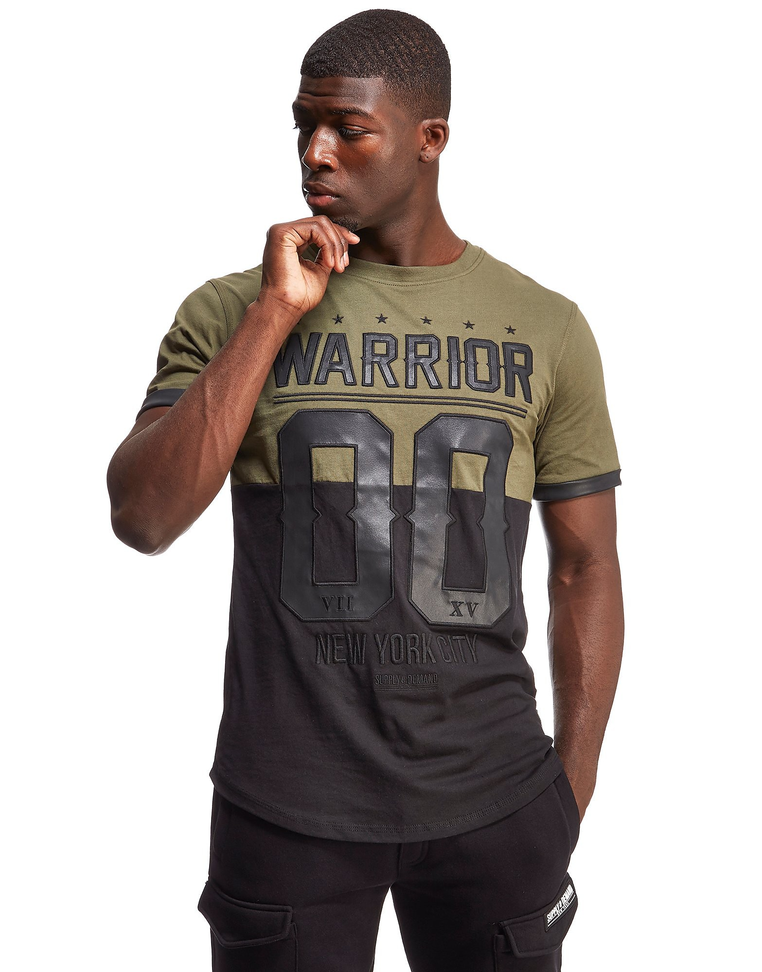 Supply & Demand Warrior T-Shirt