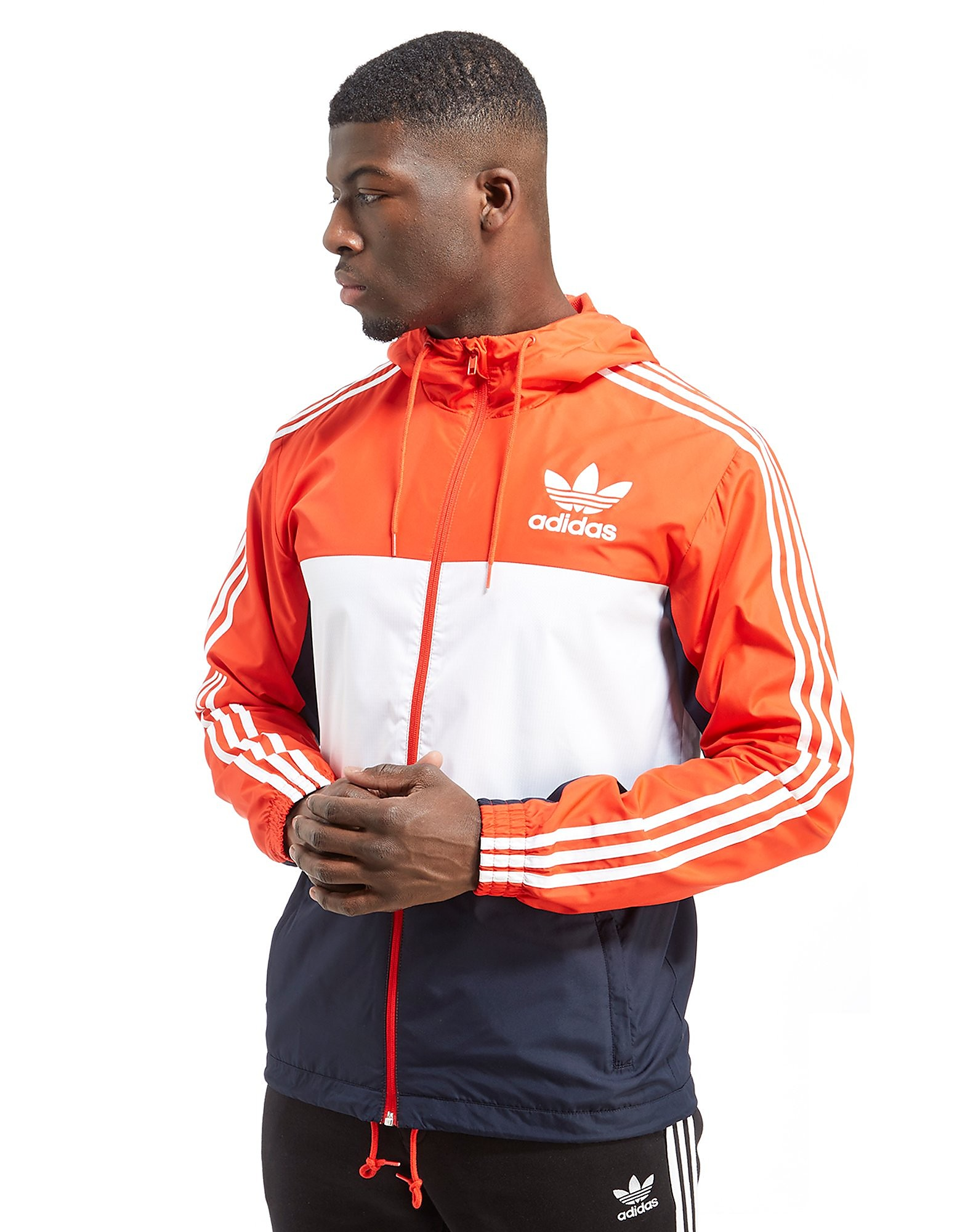 adidas Originals California Windbreaker Jacket