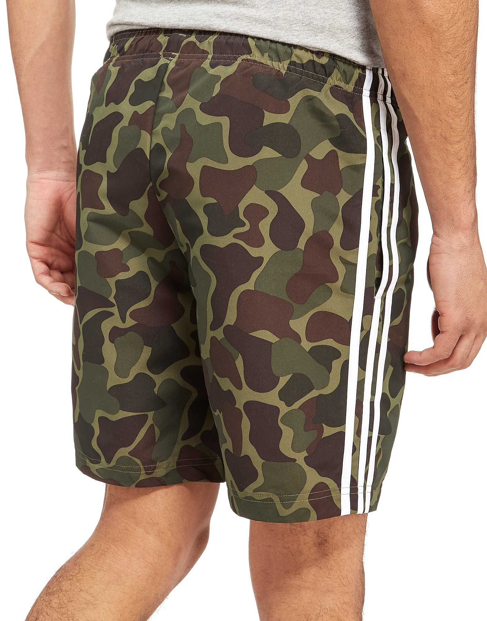 adidas Originals Trefoil Woven Shorts