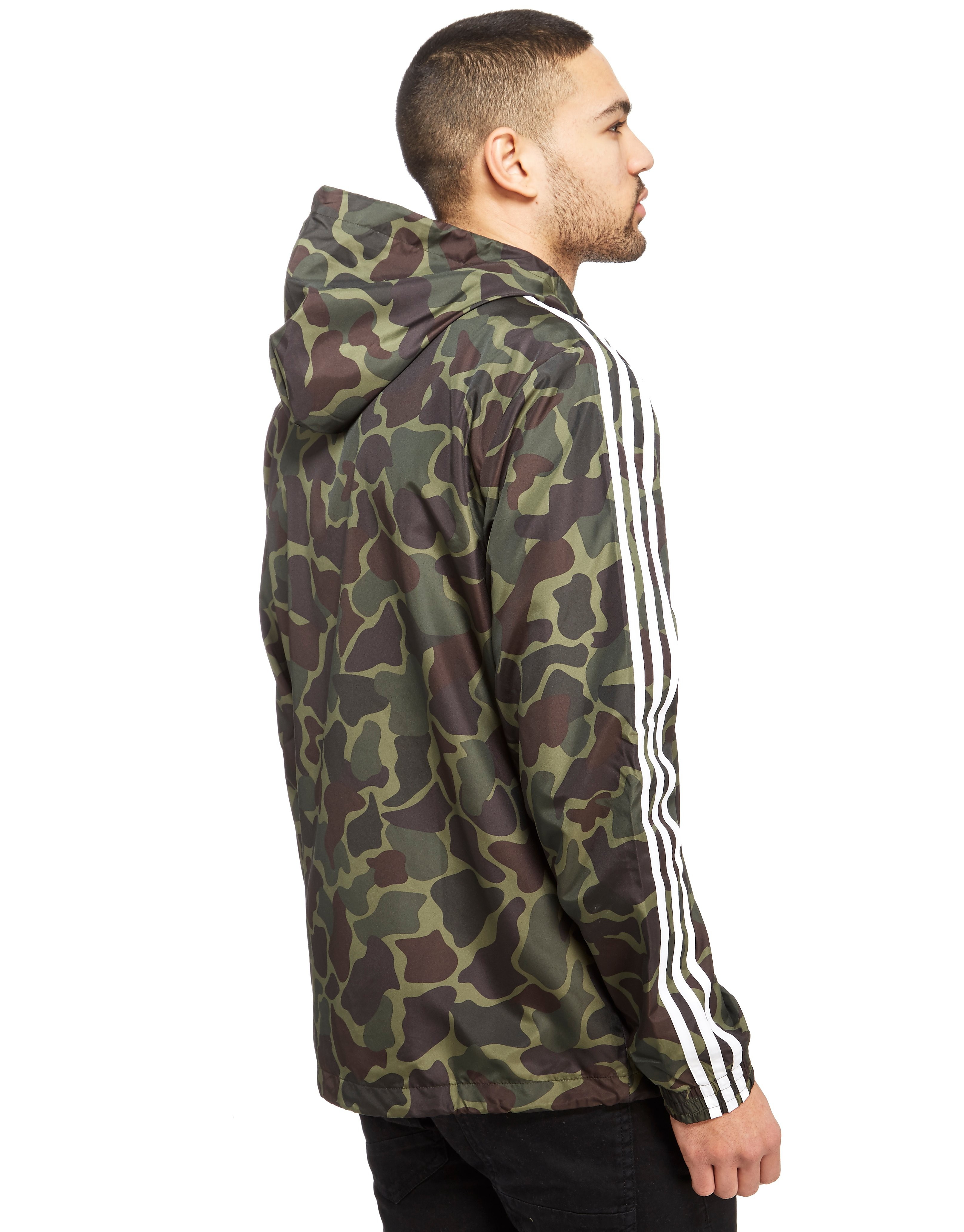 adidas Originals Trefoil All Over Print Jacket