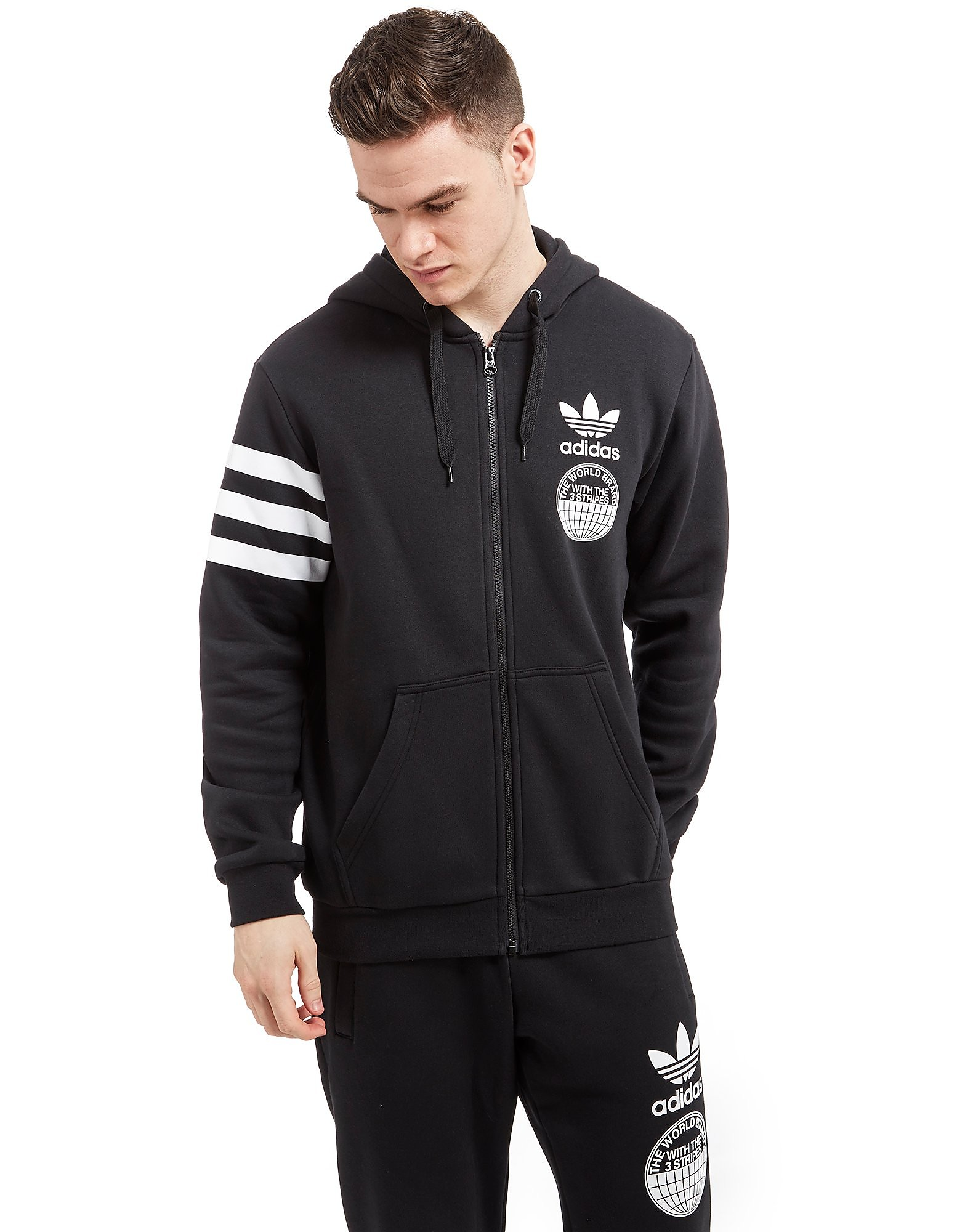 adidas Originals Global Full Zip Hoody