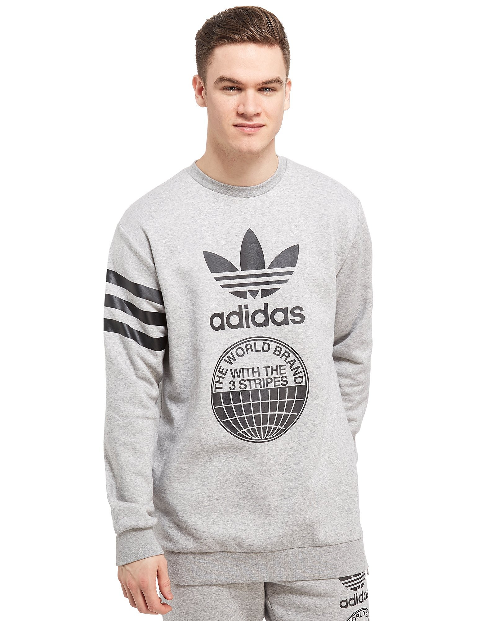 adidas Originals Global Crew Sweatshirt