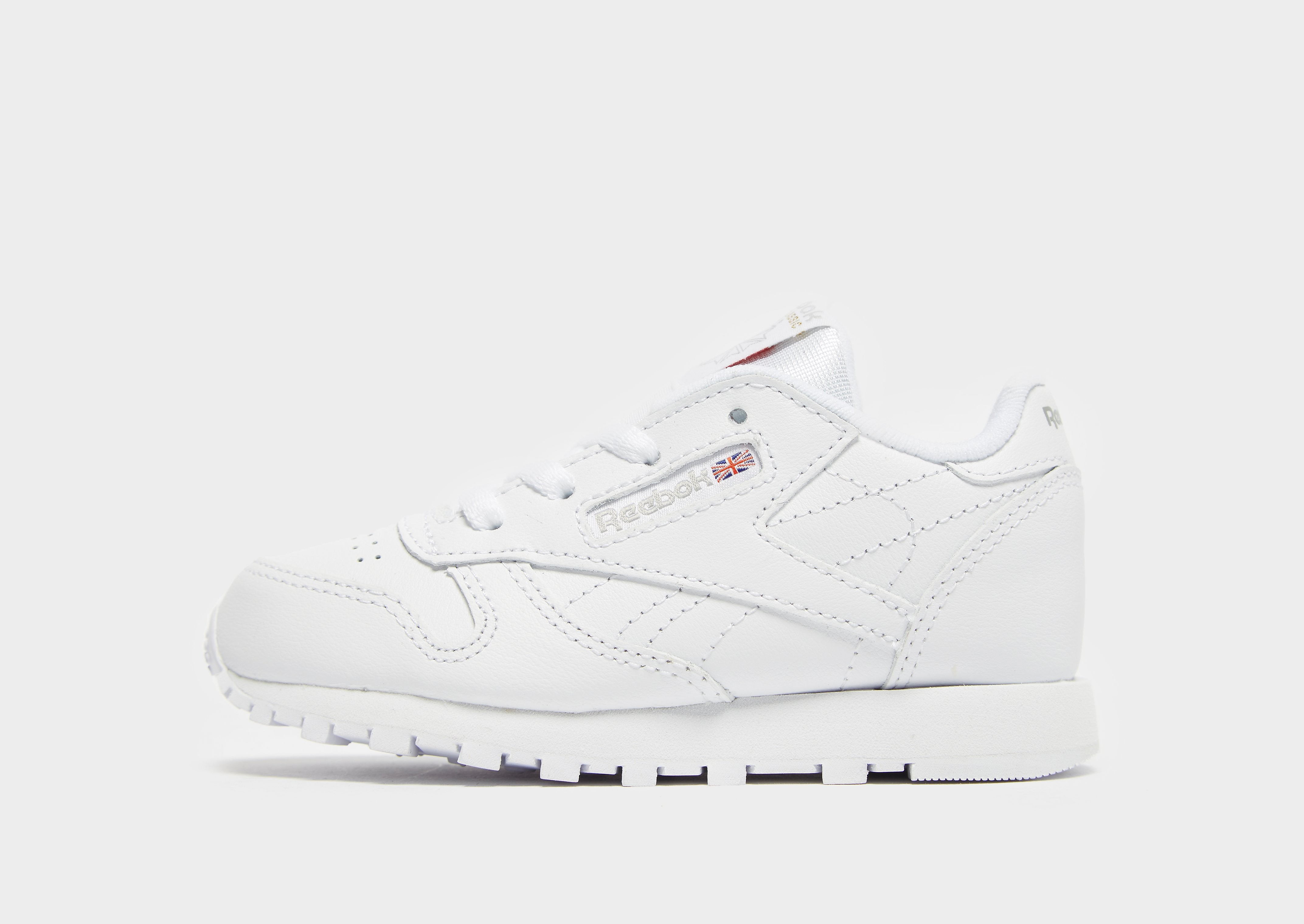 Reebok Classic Leather Baby's - Wit - Kind