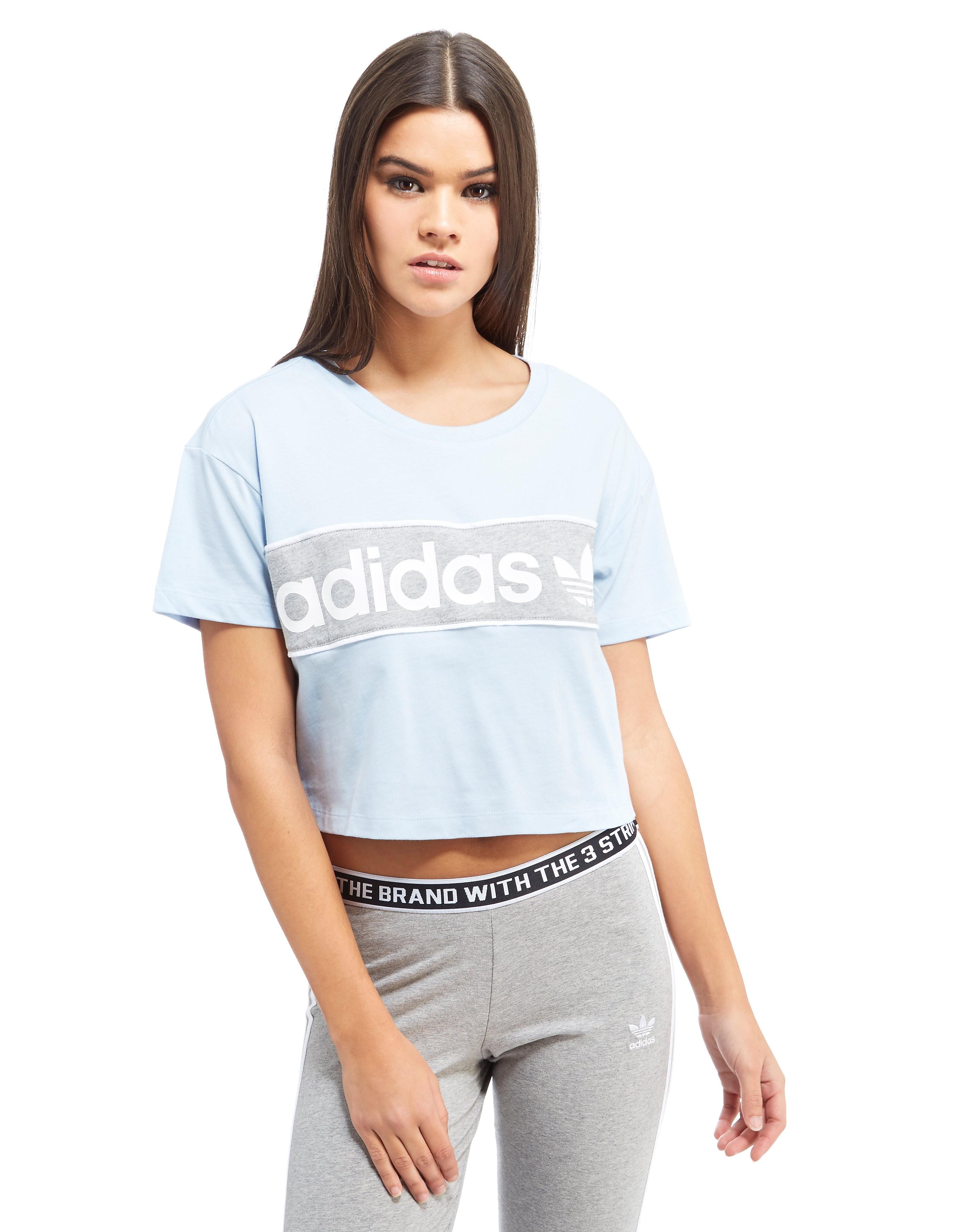 adidas Originals Authentic Crop T-Shirt