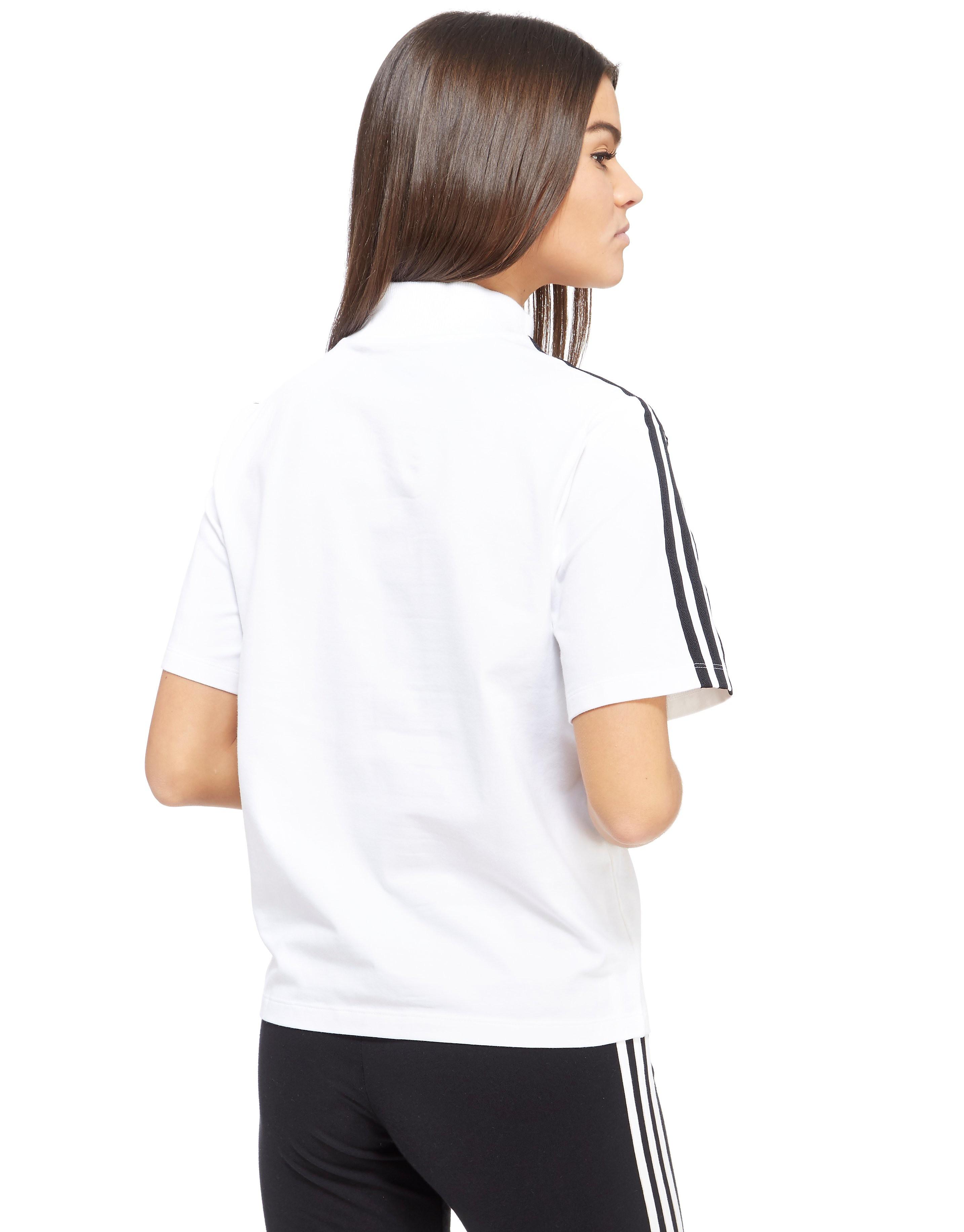 adidas Originals Mock Neck T-Shirt