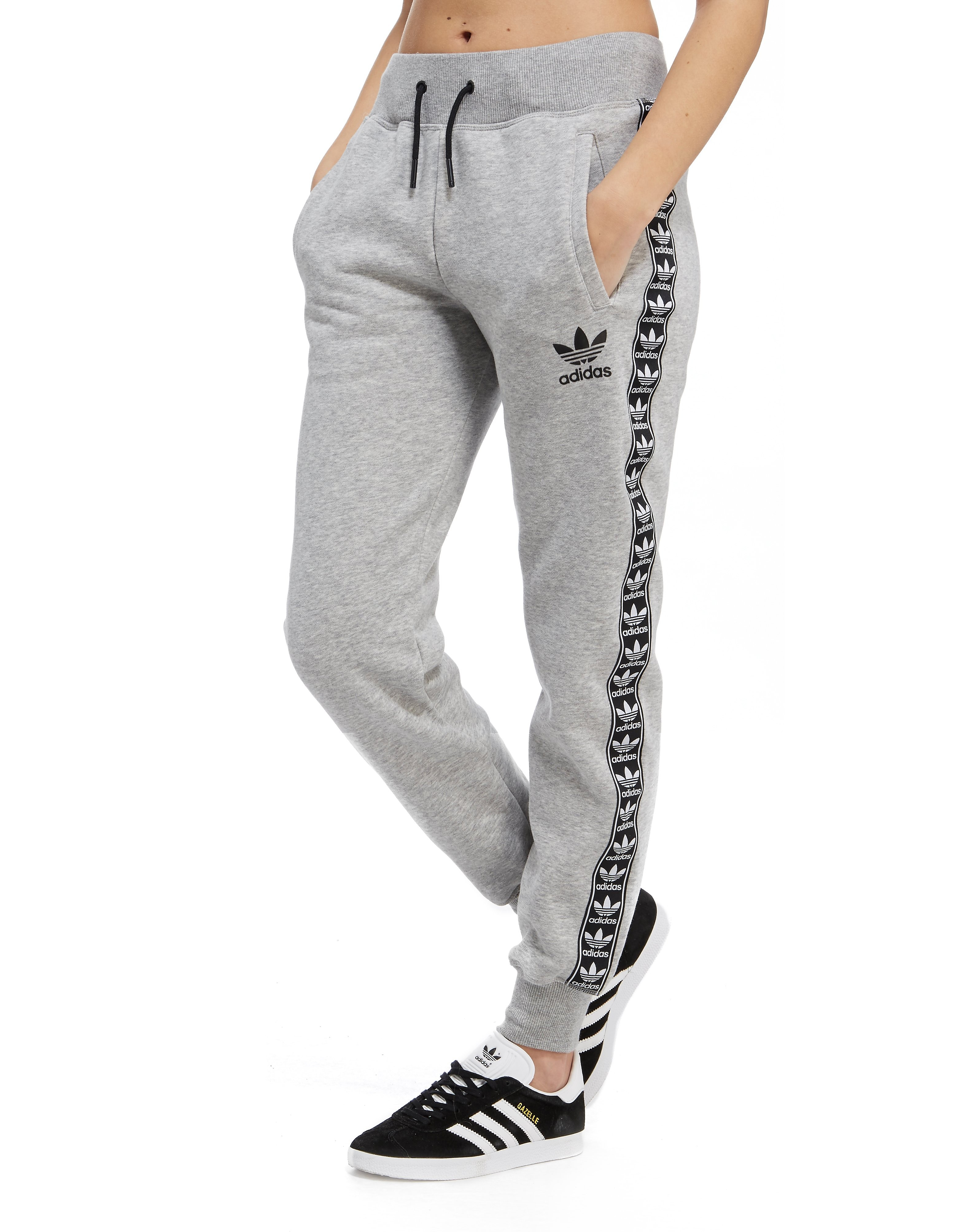 adidas Originals Pantalon de survêtement Tape Fleece Homme