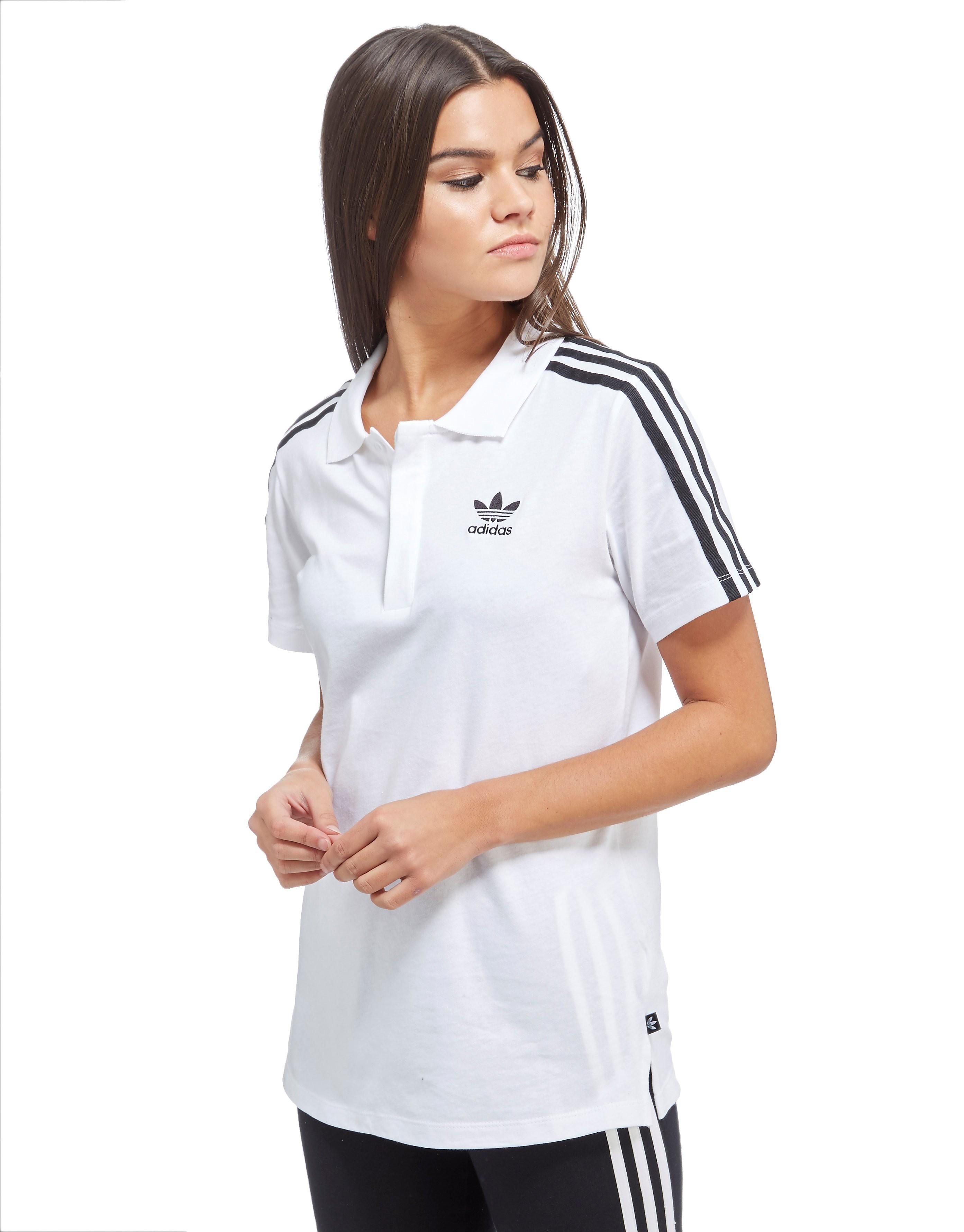 adidas Originals Three Stripe Polo Shirt