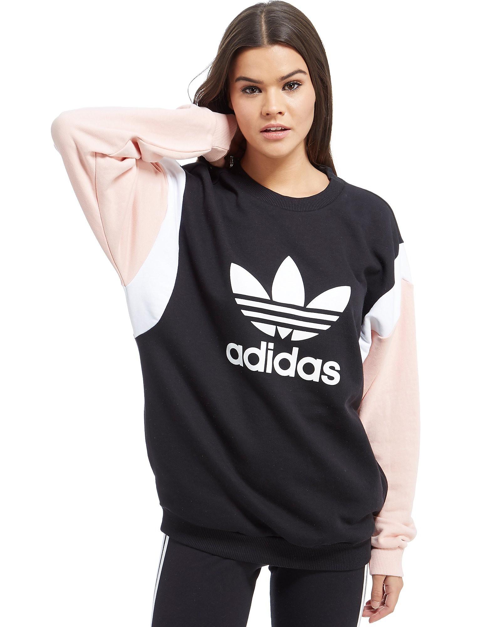 adidas Originals Colour Block Crew Sweatshirt