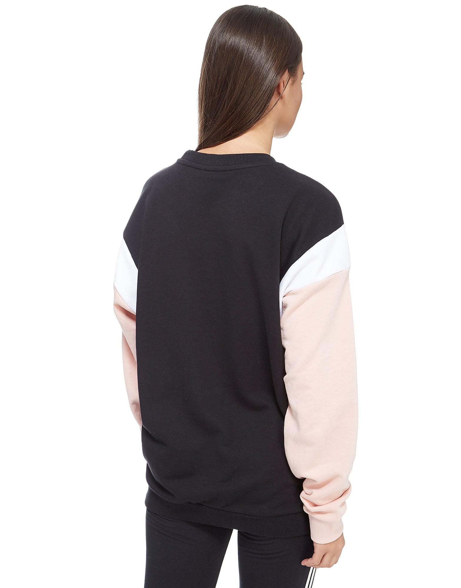adidas Originals Sweatshirt Colour Block Crew
