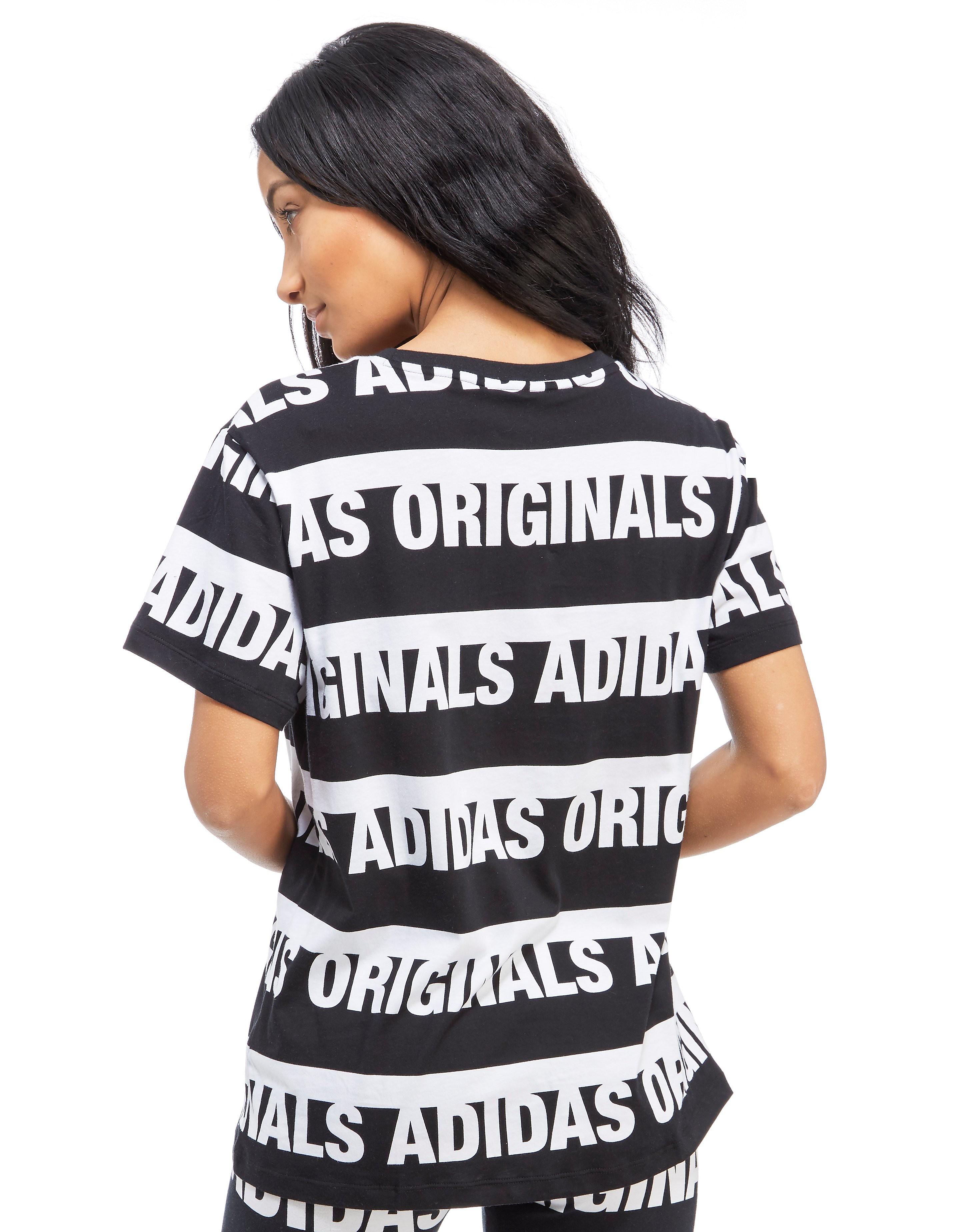 adidas Originals Repeat Boyfriend T-Shirt