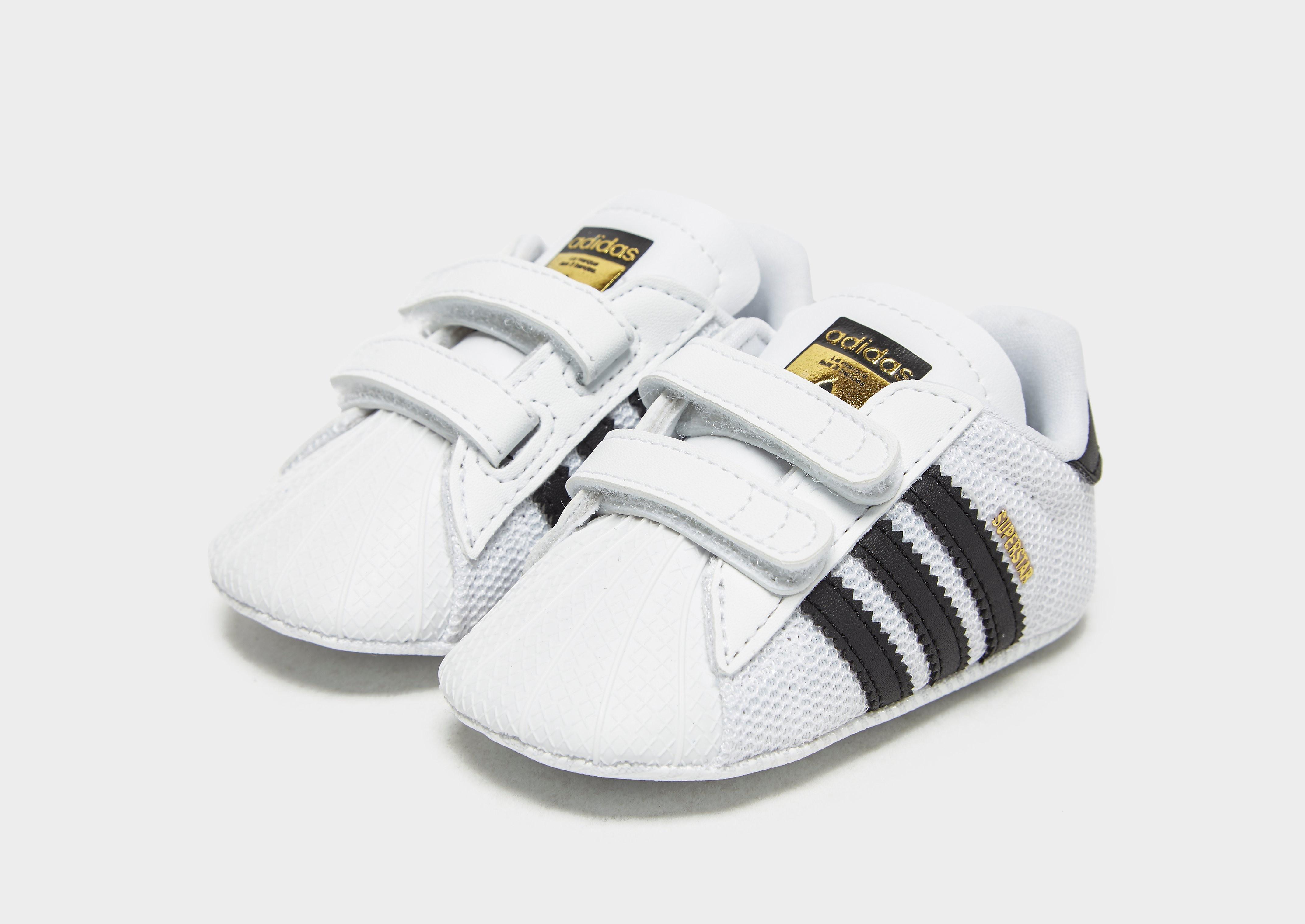 adidas Originals Superstar Crib Baby's - Wit - Kind