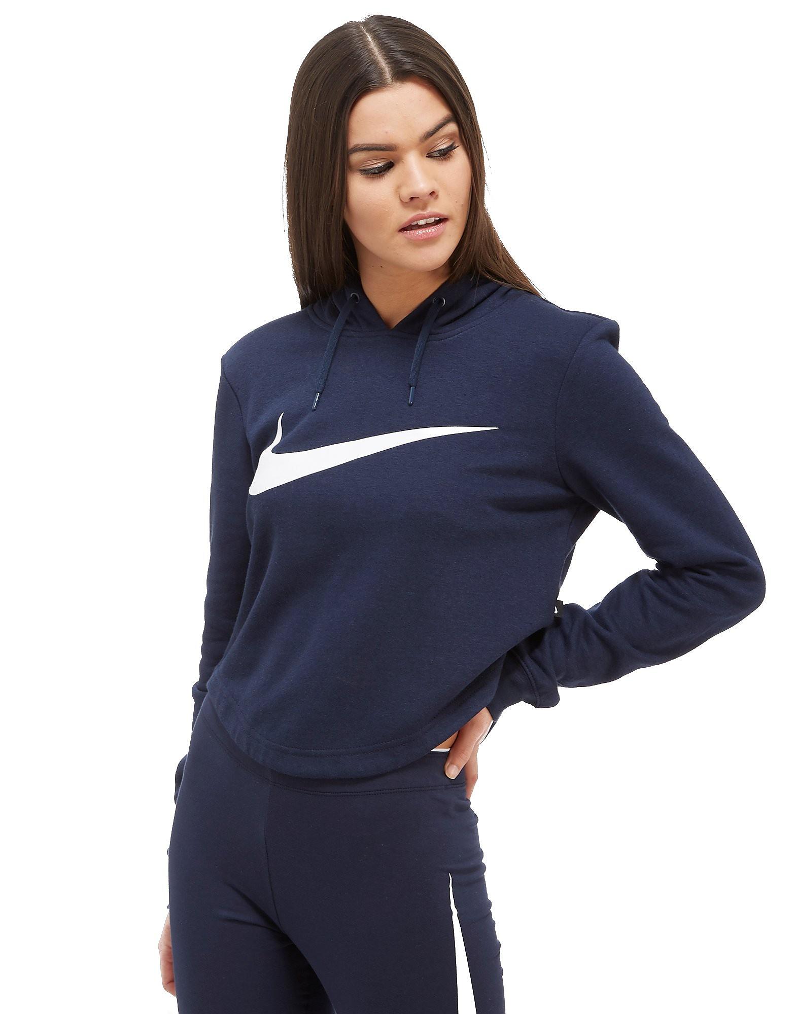 Nike Swoosh Crop Overhead Hoodie