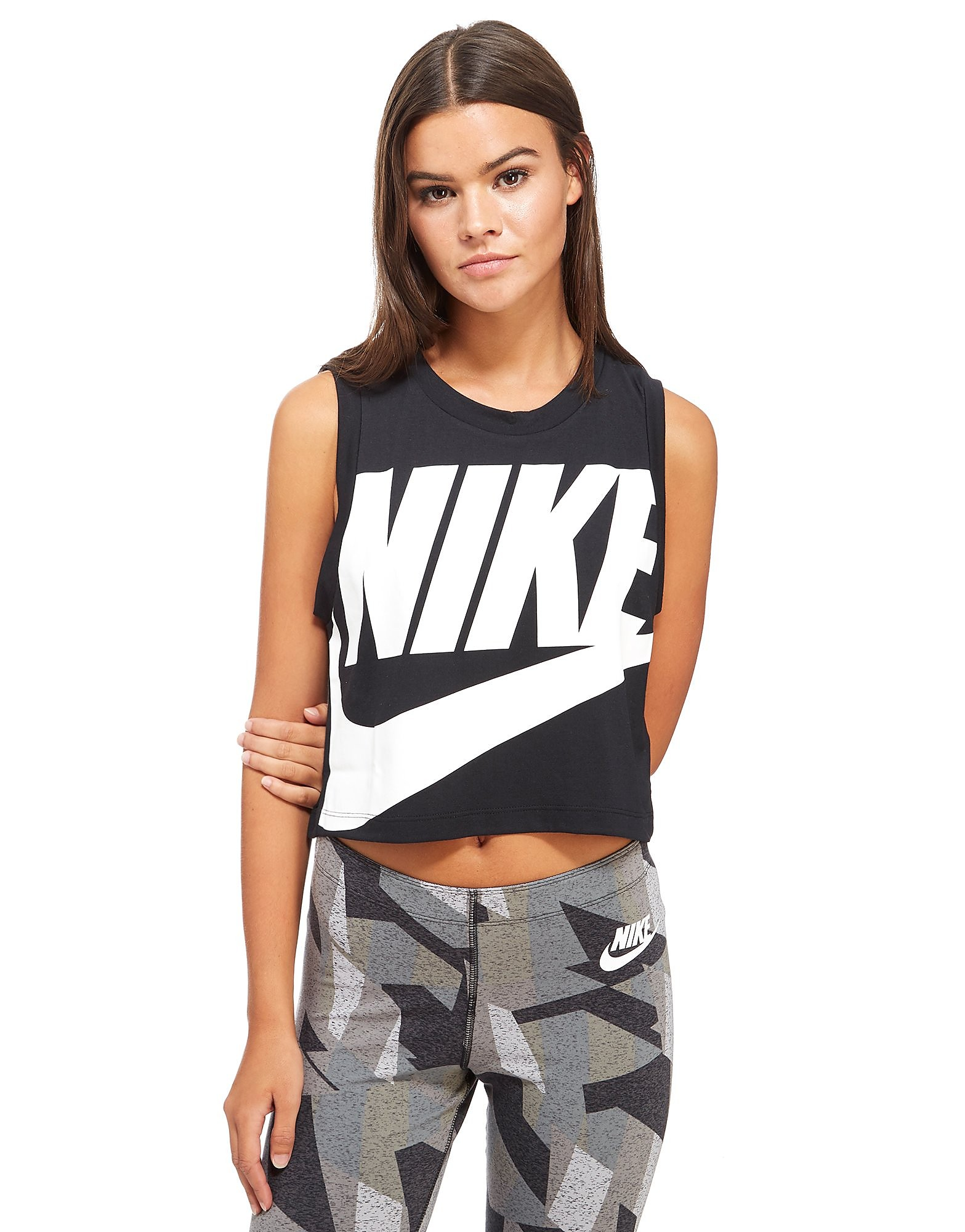 Nike Crop Sleeveless Tank