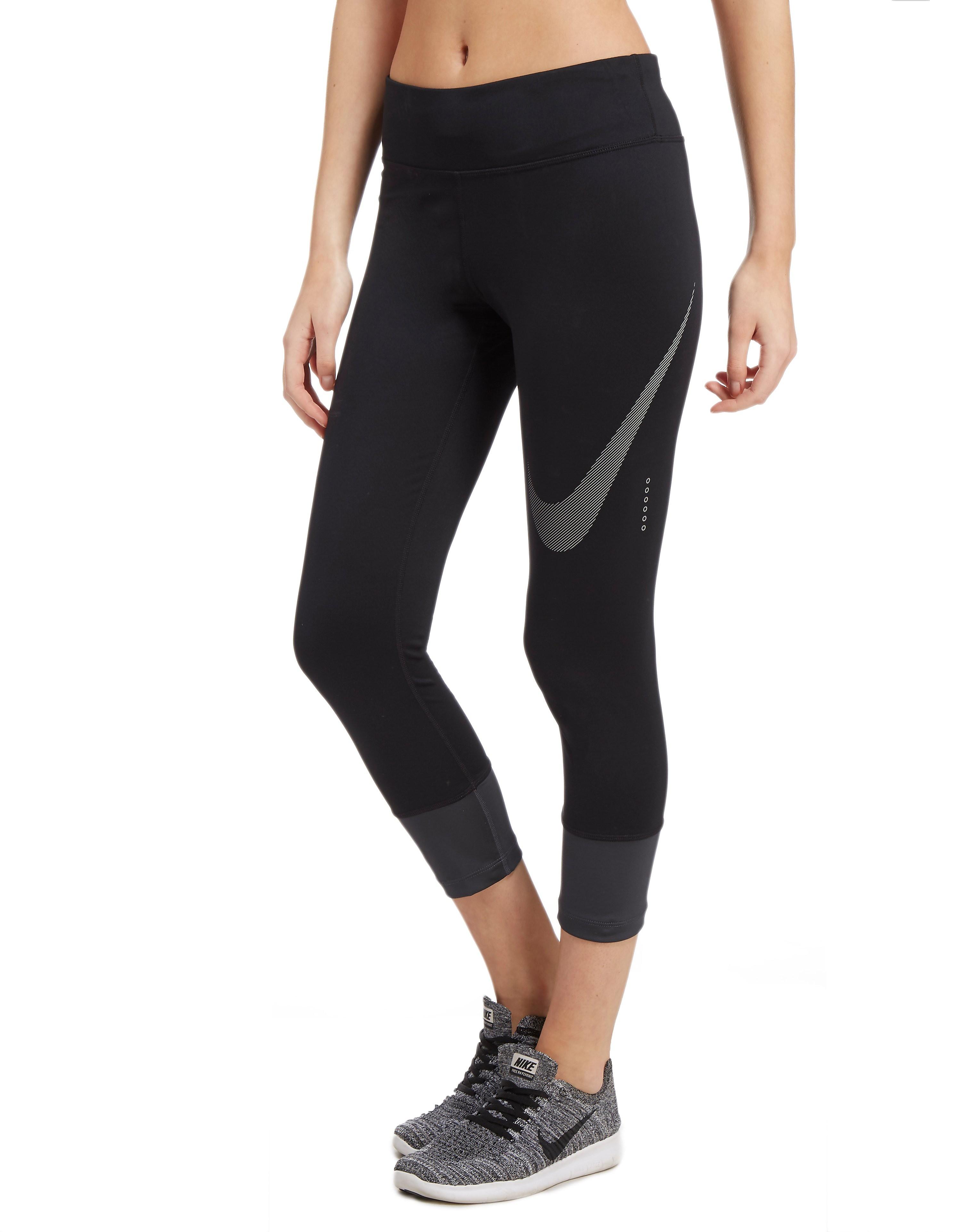 Nike Mallas Essential Swoosh Twist Crops