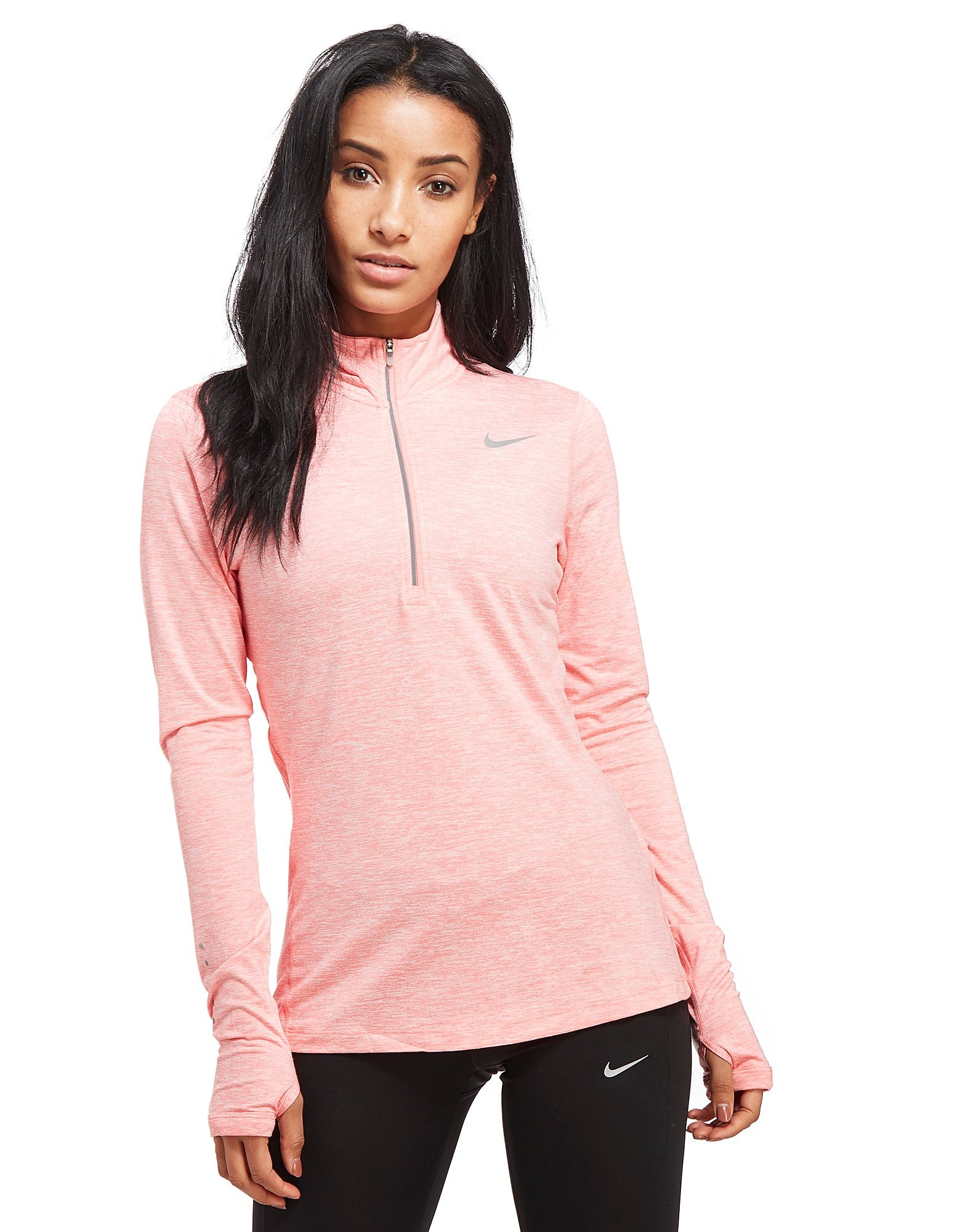 Nike Top da corsa 1/2 Zip Element