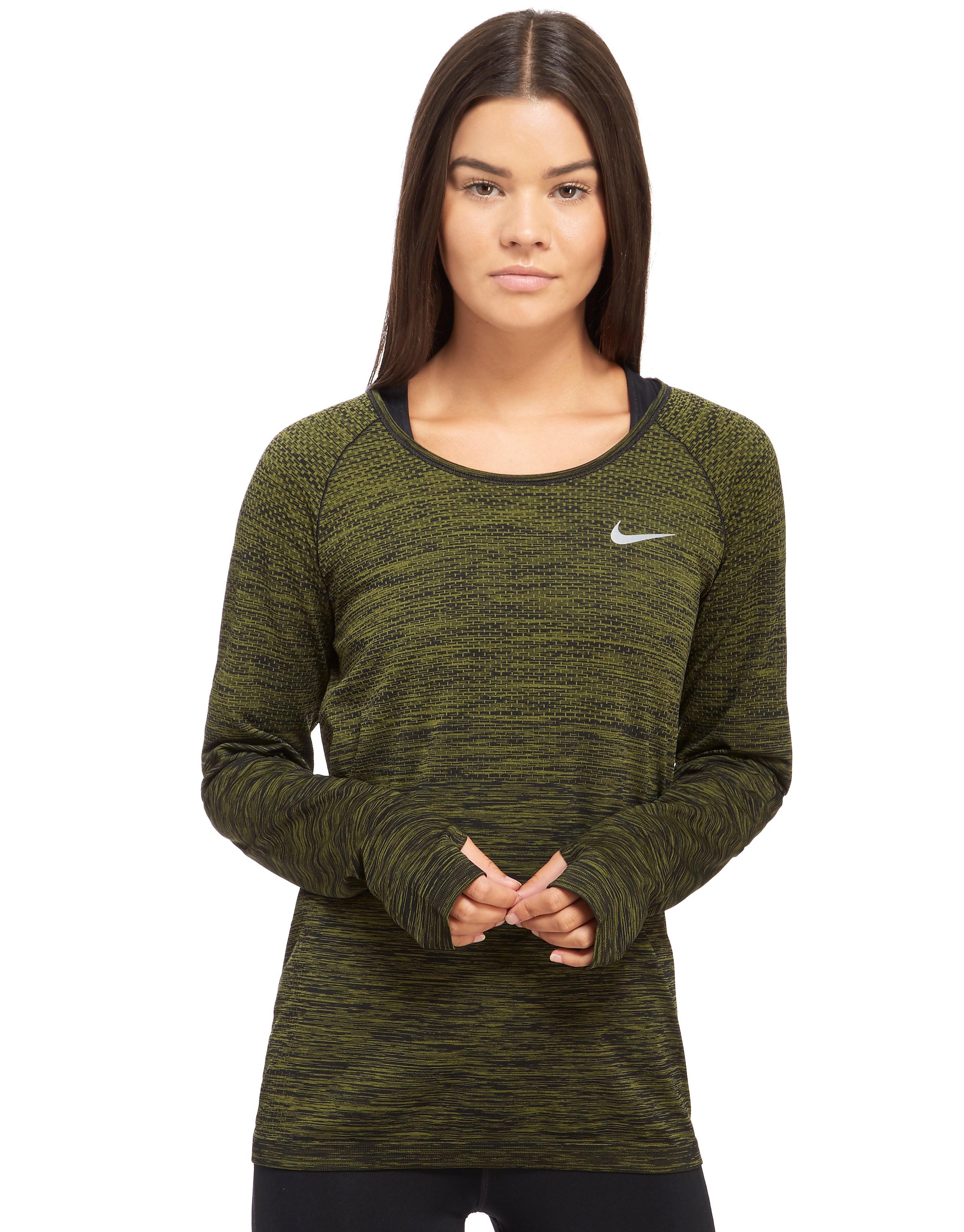 Nike Dri-FIT Knit Longsleeve Top