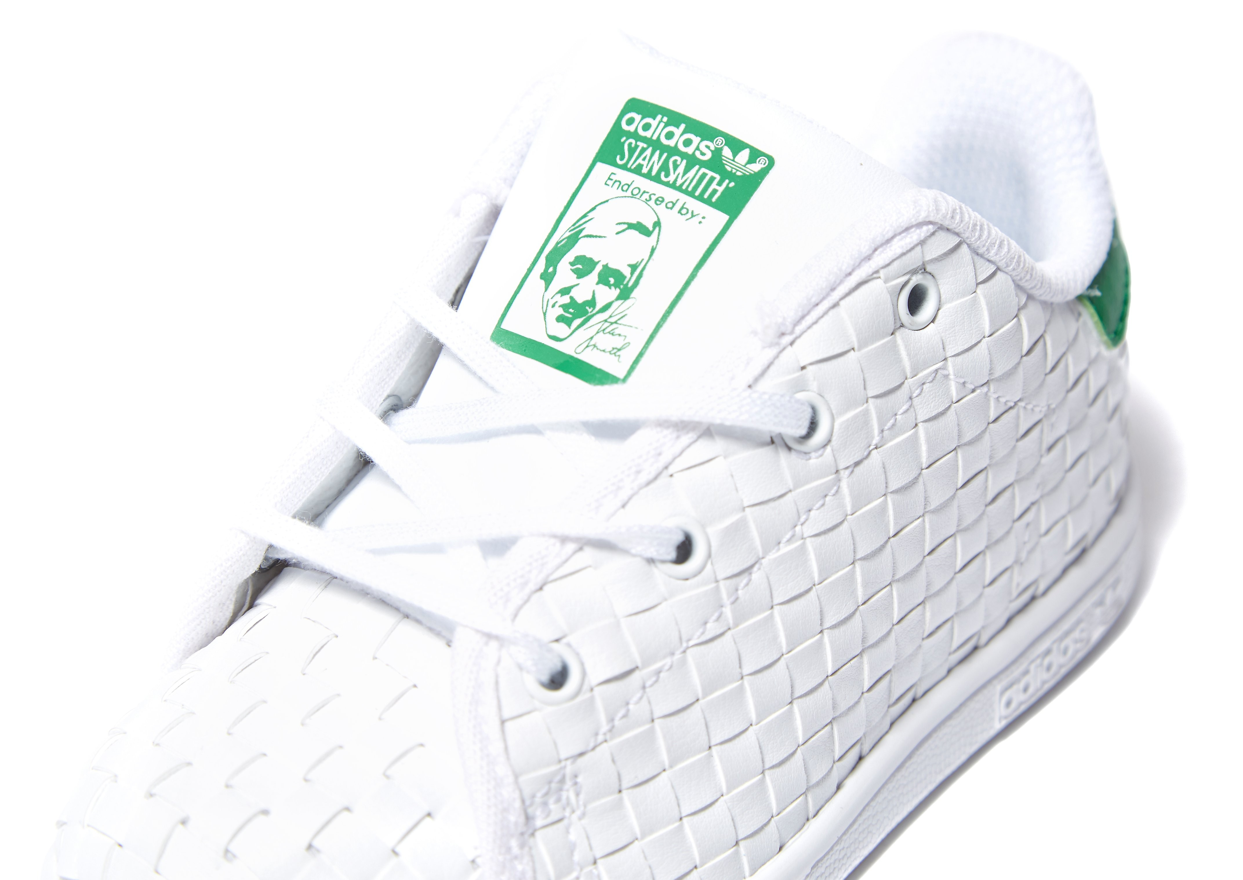 adidas Originals Stan Smith Weave Infant