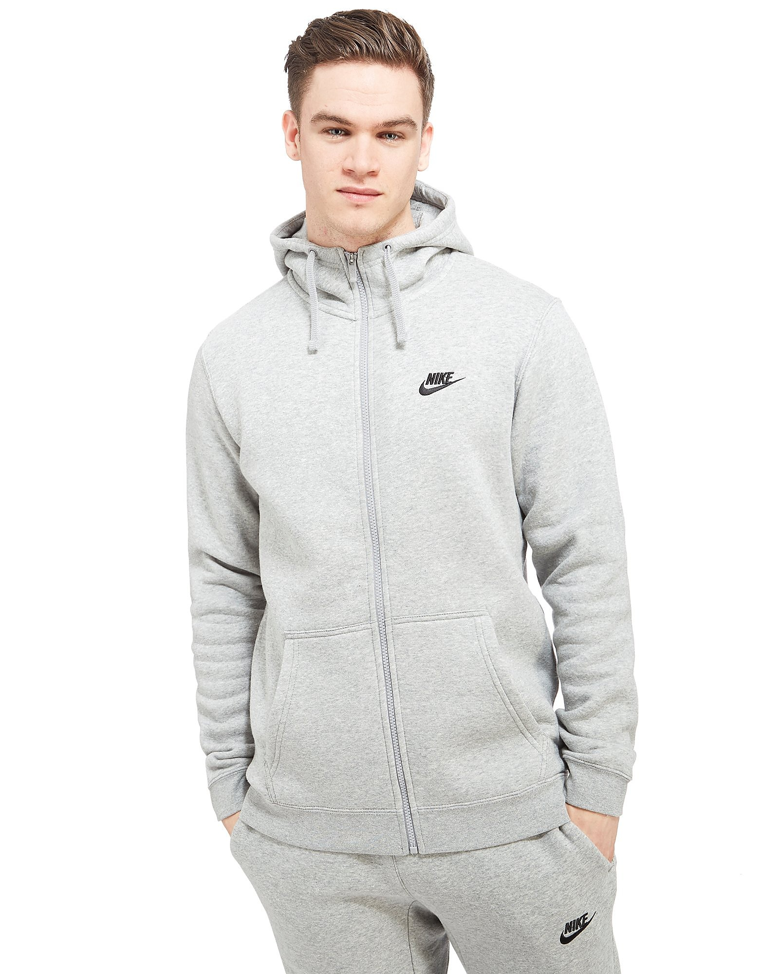 Nike Sweat Capuche Foundation Fleece Full Zip