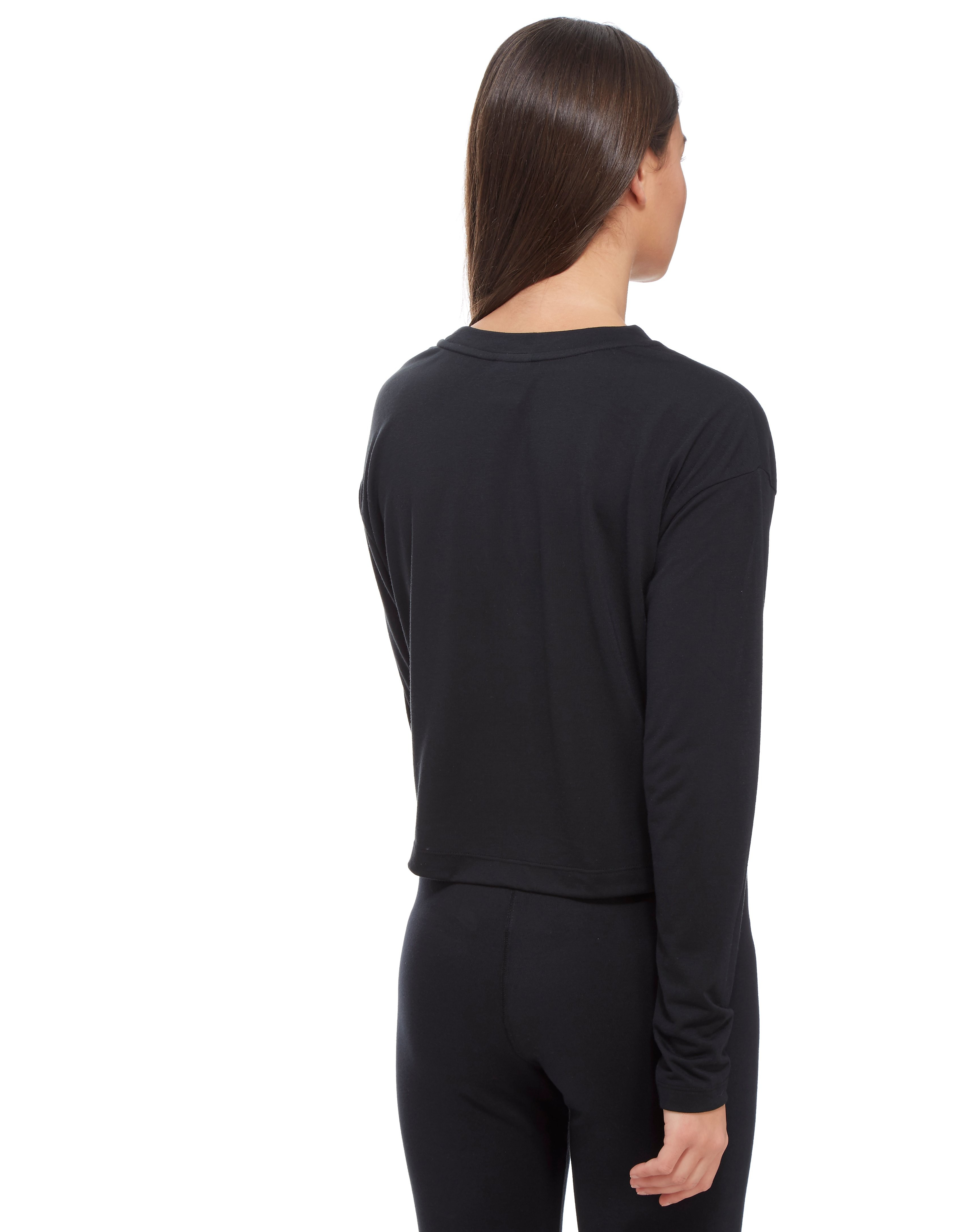 Nike Signal Crop Long Sleeve T-Shirt