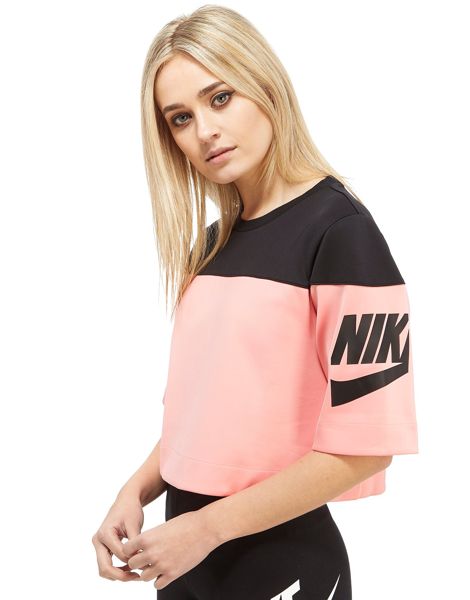 Nike Irreverent Crop T-Shirt