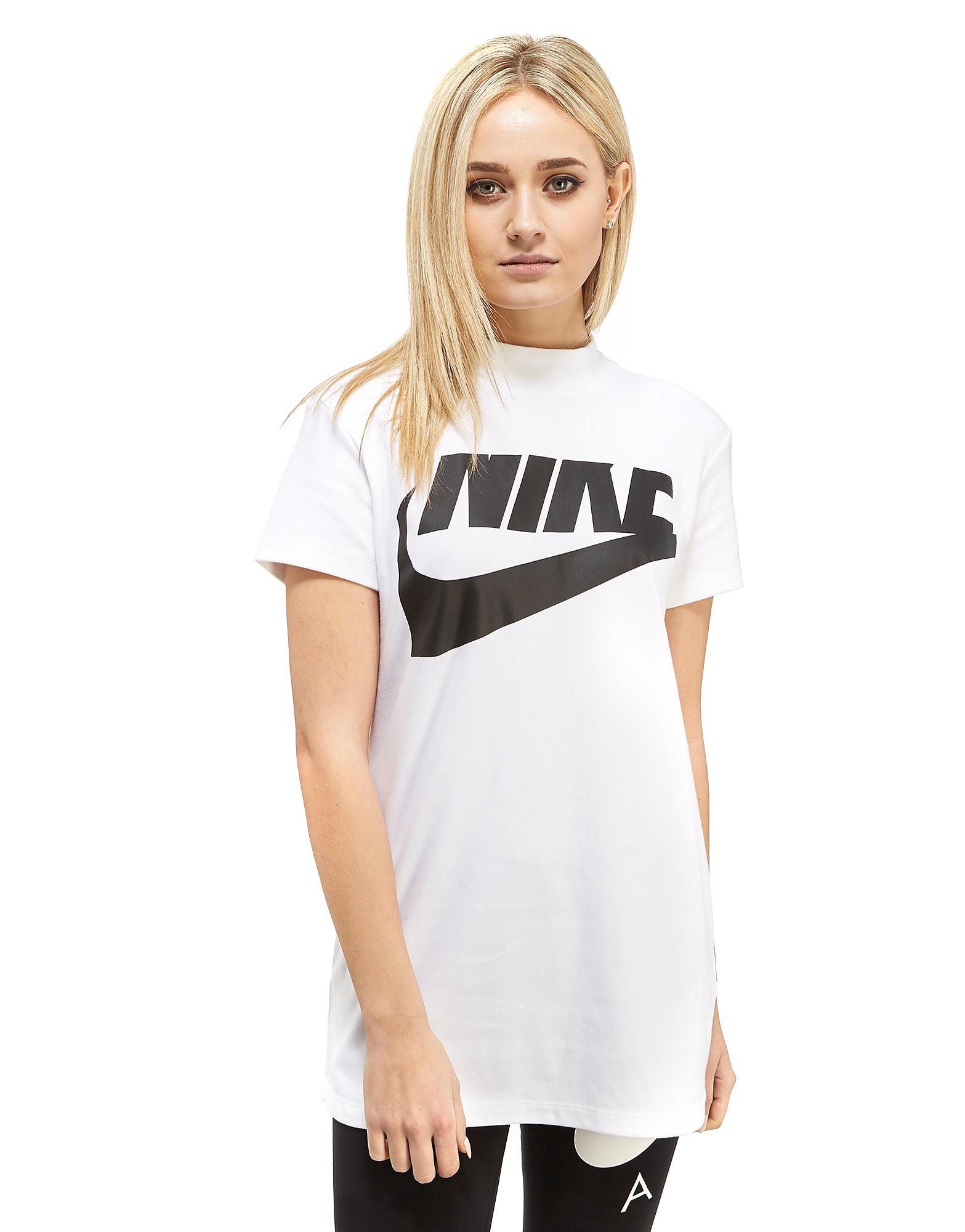 Nike Irreverent Mock Neck T-Shirt