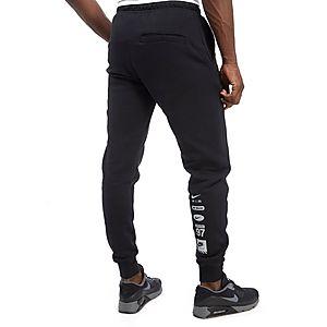 nike air max jogging bottoms